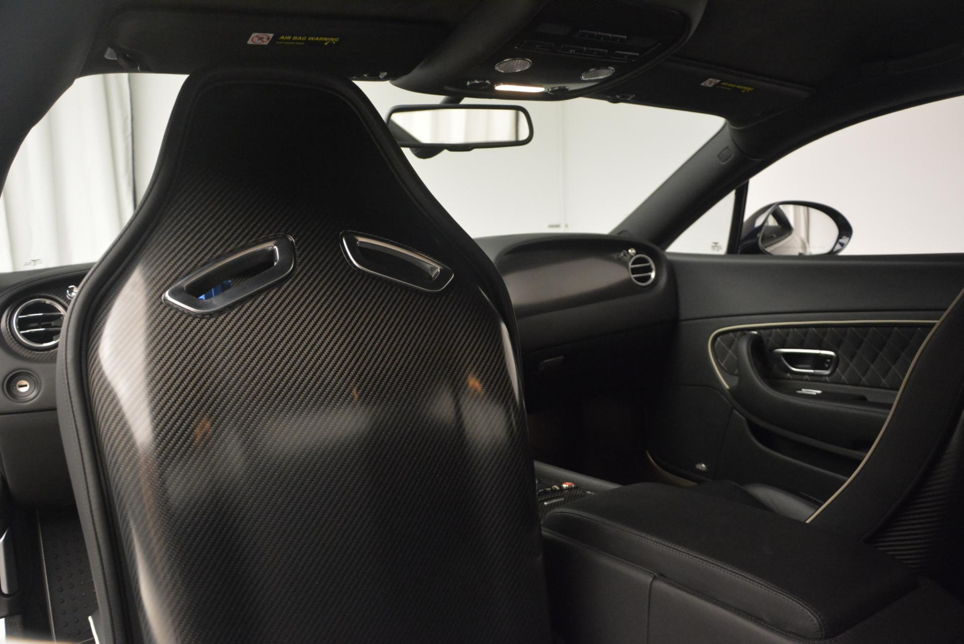 Used 2010 Bentley Continental Supersports  For Sale In Greenwich, CT 21_p29