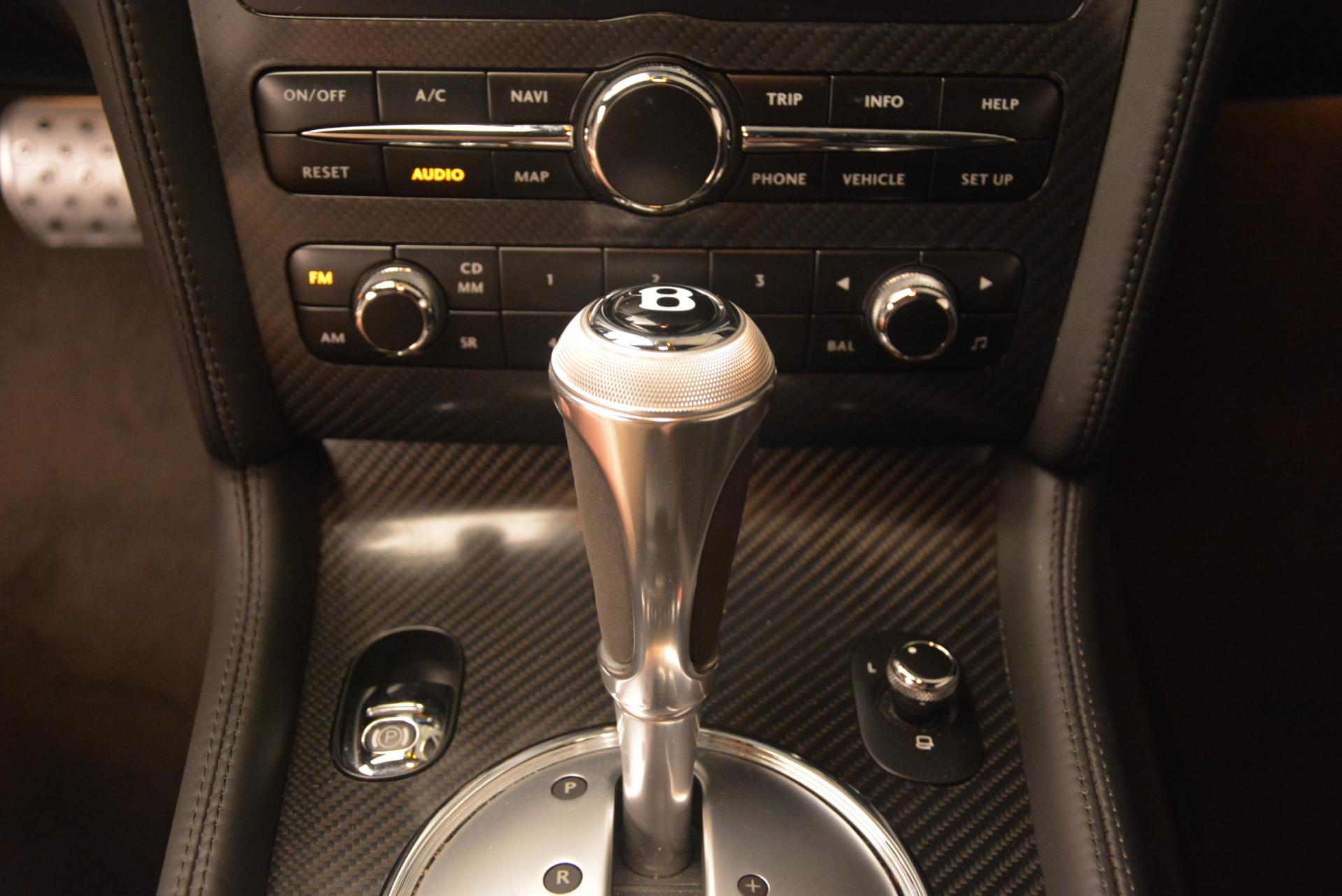 Used 2010 Bentley Continental Supersports  For Sale In Greenwich, CT 21_p35