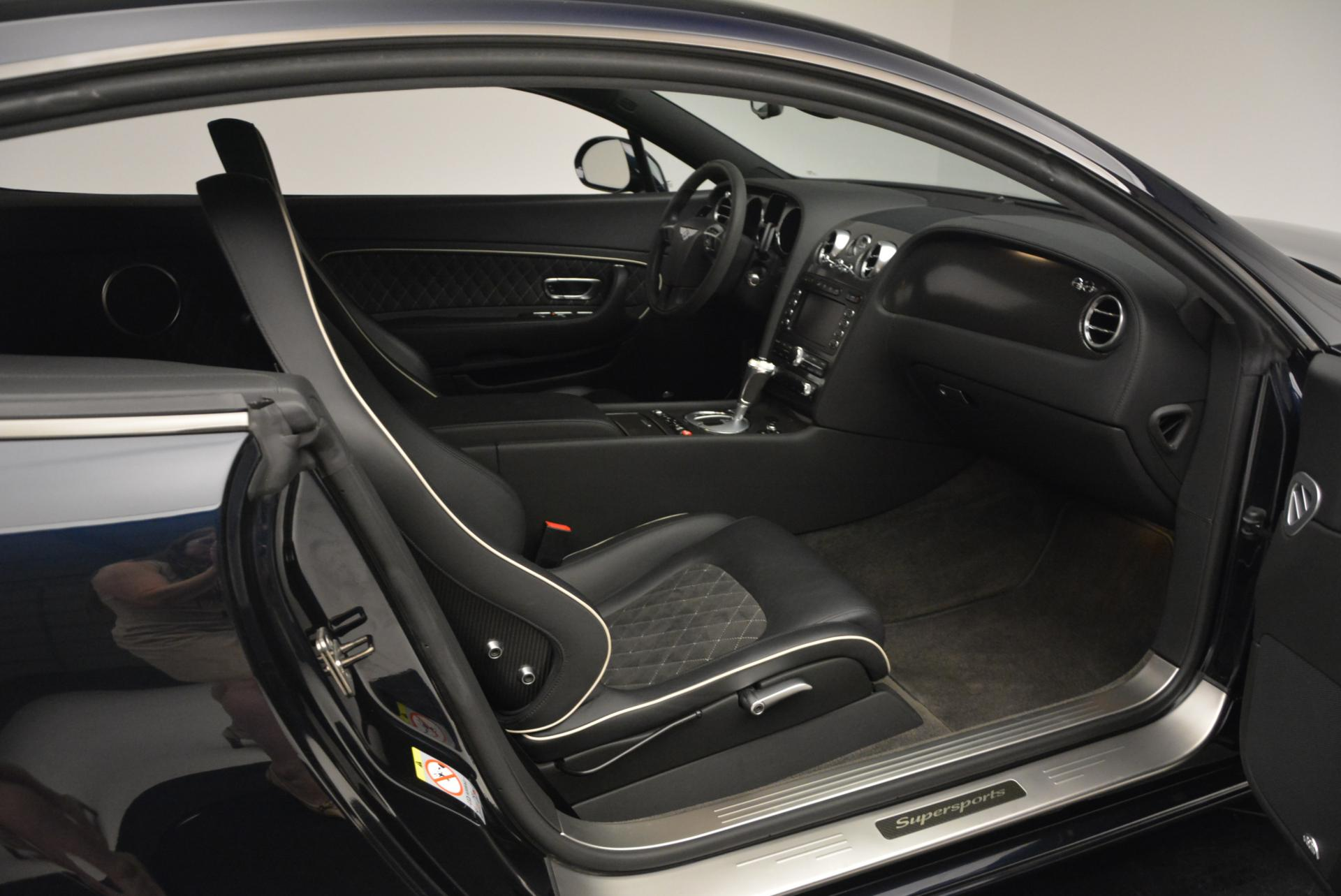 Used 2010 Bentley Continental Supersports  For Sale In Greenwich, CT 21_p39