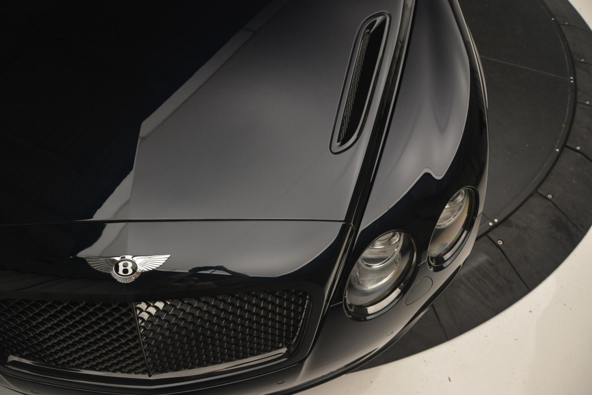 Used 2010 Bentley Continental Supersports  For Sale In Greenwich, CT 21_p42