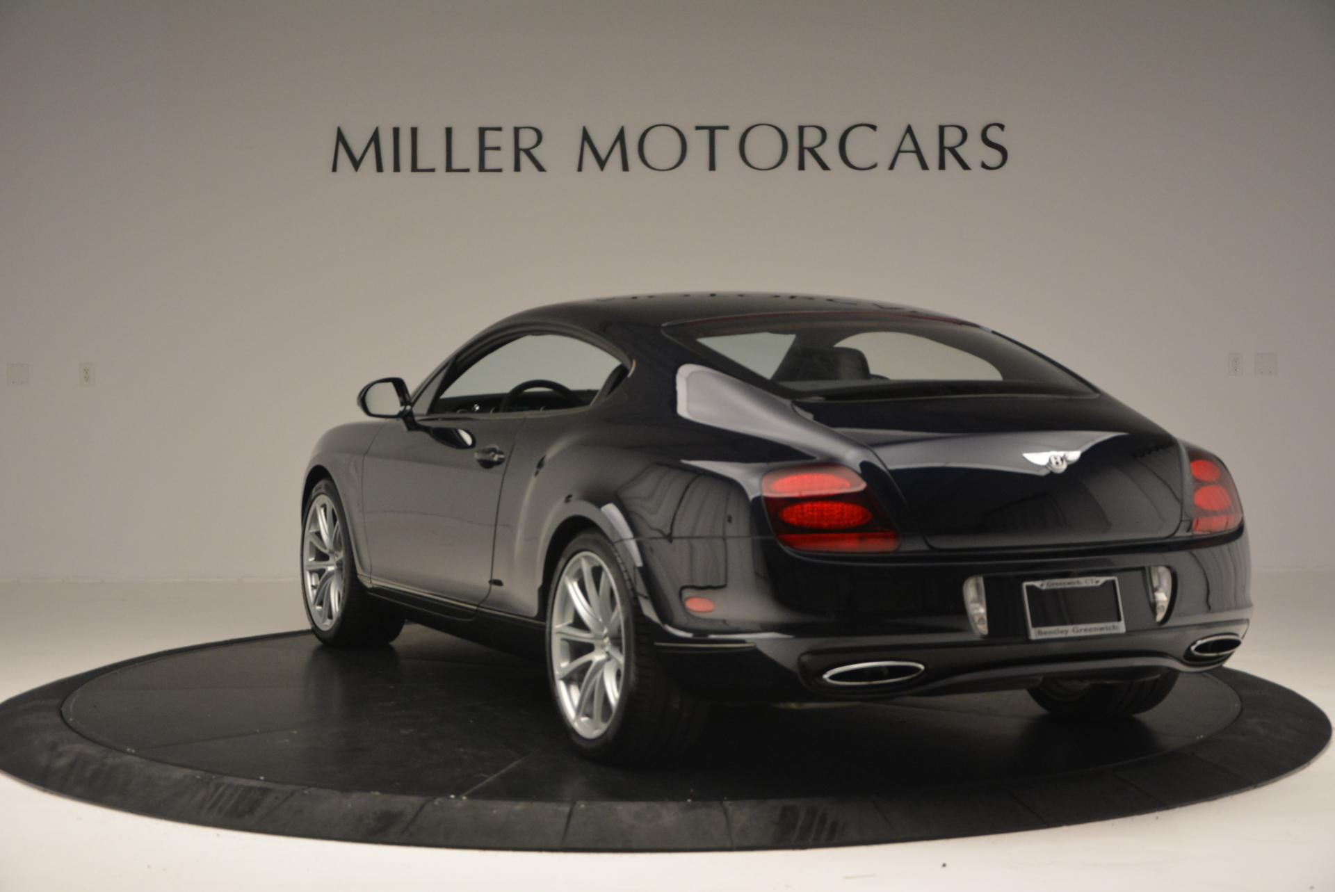 Used 2010 Bentley Continental Supersports  For Sale In Greenwich, CT 21_p5