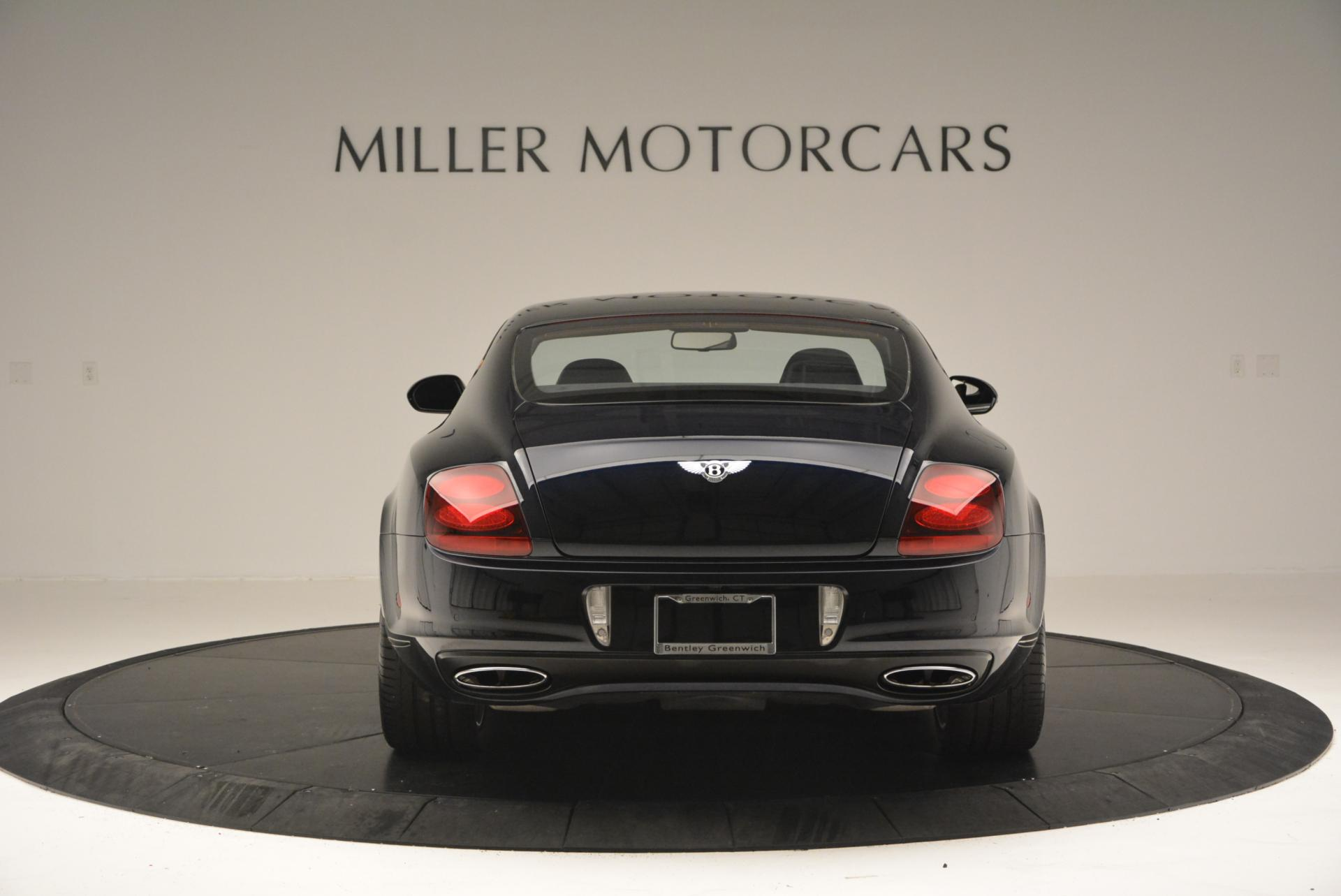Used 2010 Bentley Continental Supersports  For Sale In Greenwich, CT 21_p6