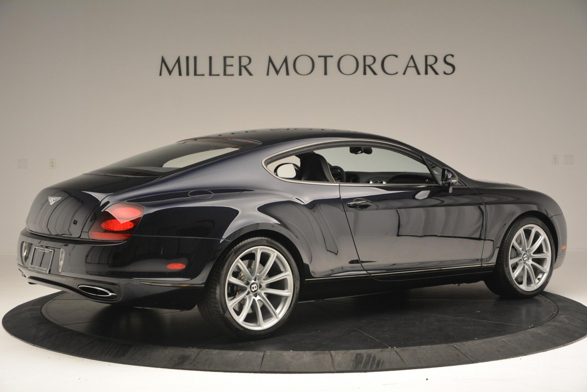 Used 2010 Bentley Continental Supersports  For Sale In Greenwich, CT 21_p8