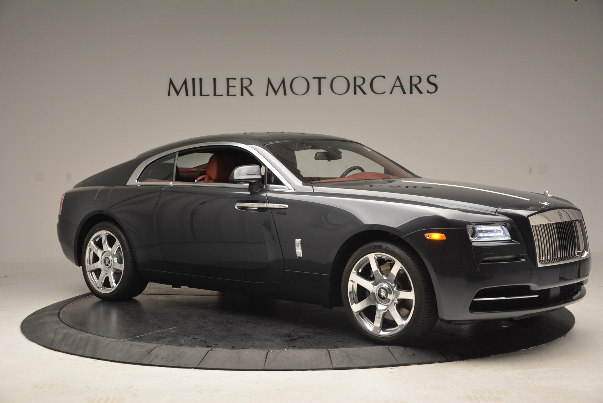 Used 2016 Rolls-Royce Wraith  For Sale In Greenwich, CT 210_p12