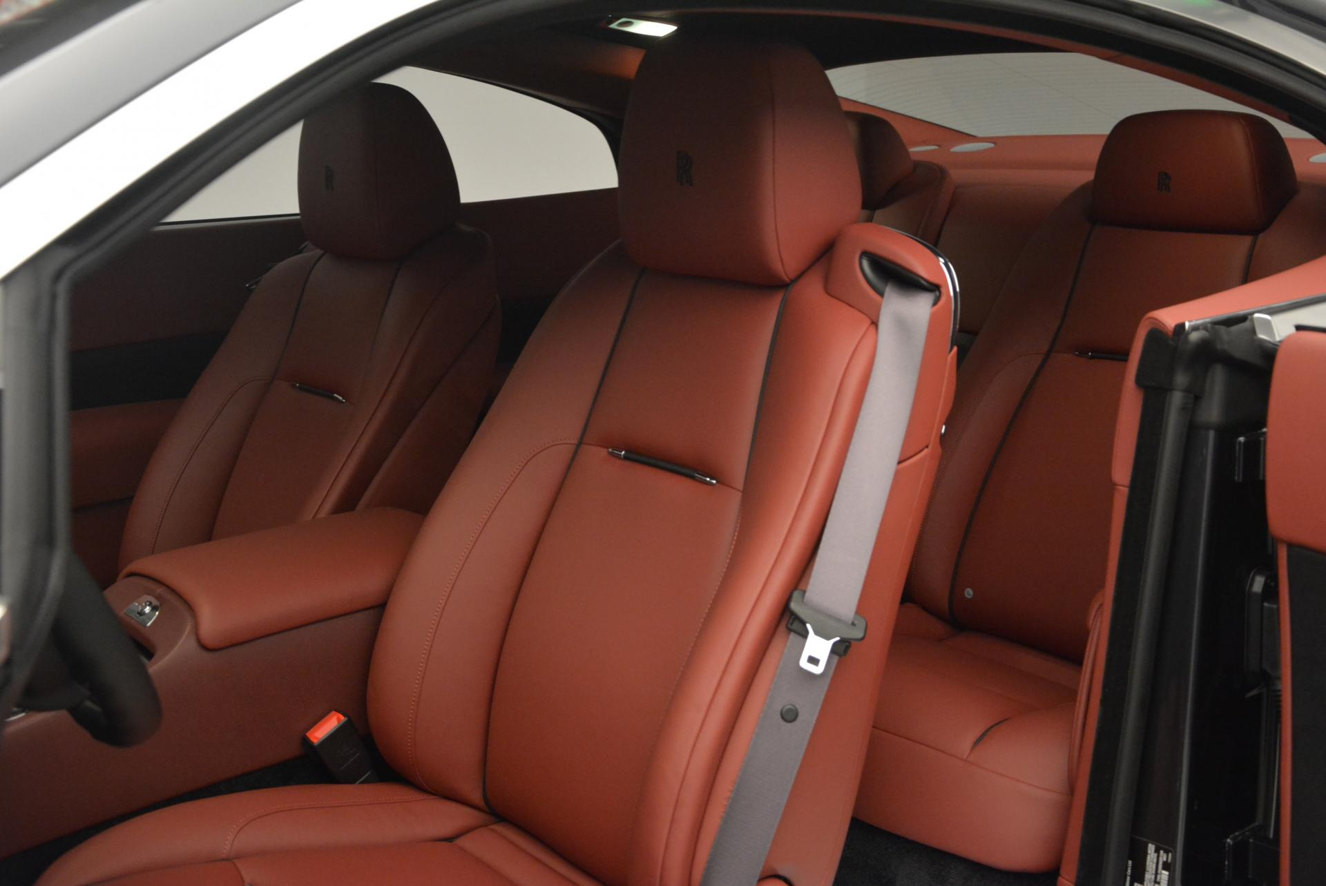 Used 2016 Rolls-Royce Wraith  For Sale In Greenwich, CT 210_p16
