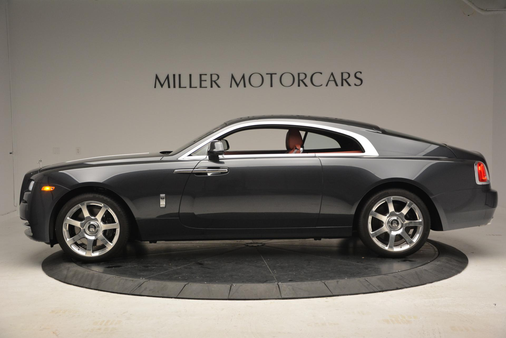 Used 2016 Rolls-Royce Wraith  For Sale In Greenwich, CT 210_p5