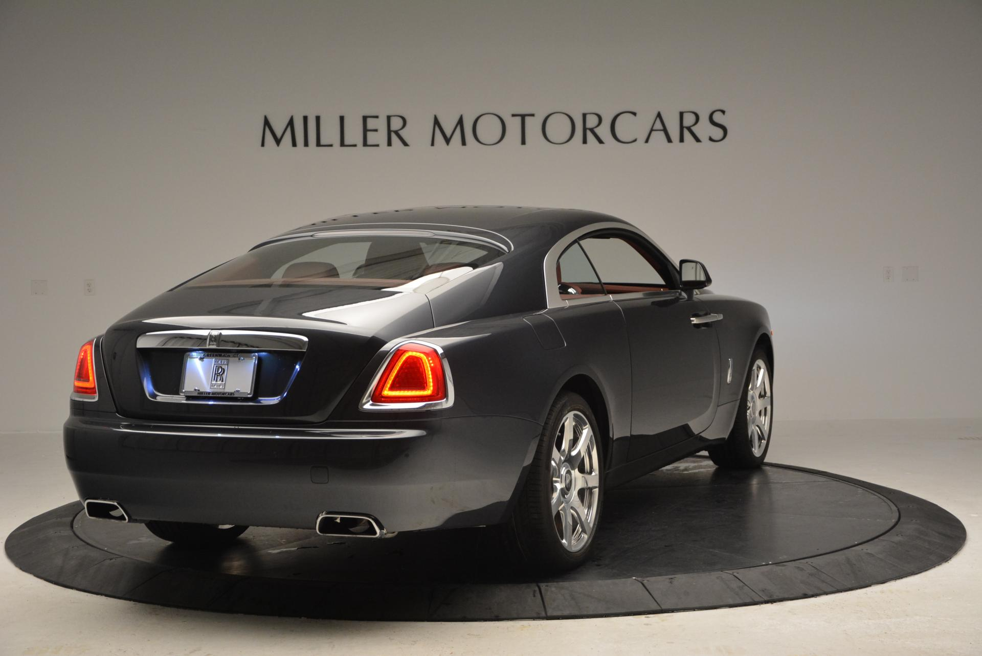 Used 2016 Rolls-Royce Wraith  For Sale In Greenwich, CT 210_p8