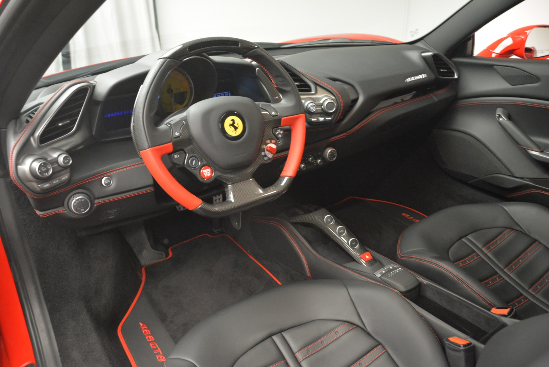 Used 2016 Ferrari 488 GTB  For Sale In Greenwich, CT 2101_p13