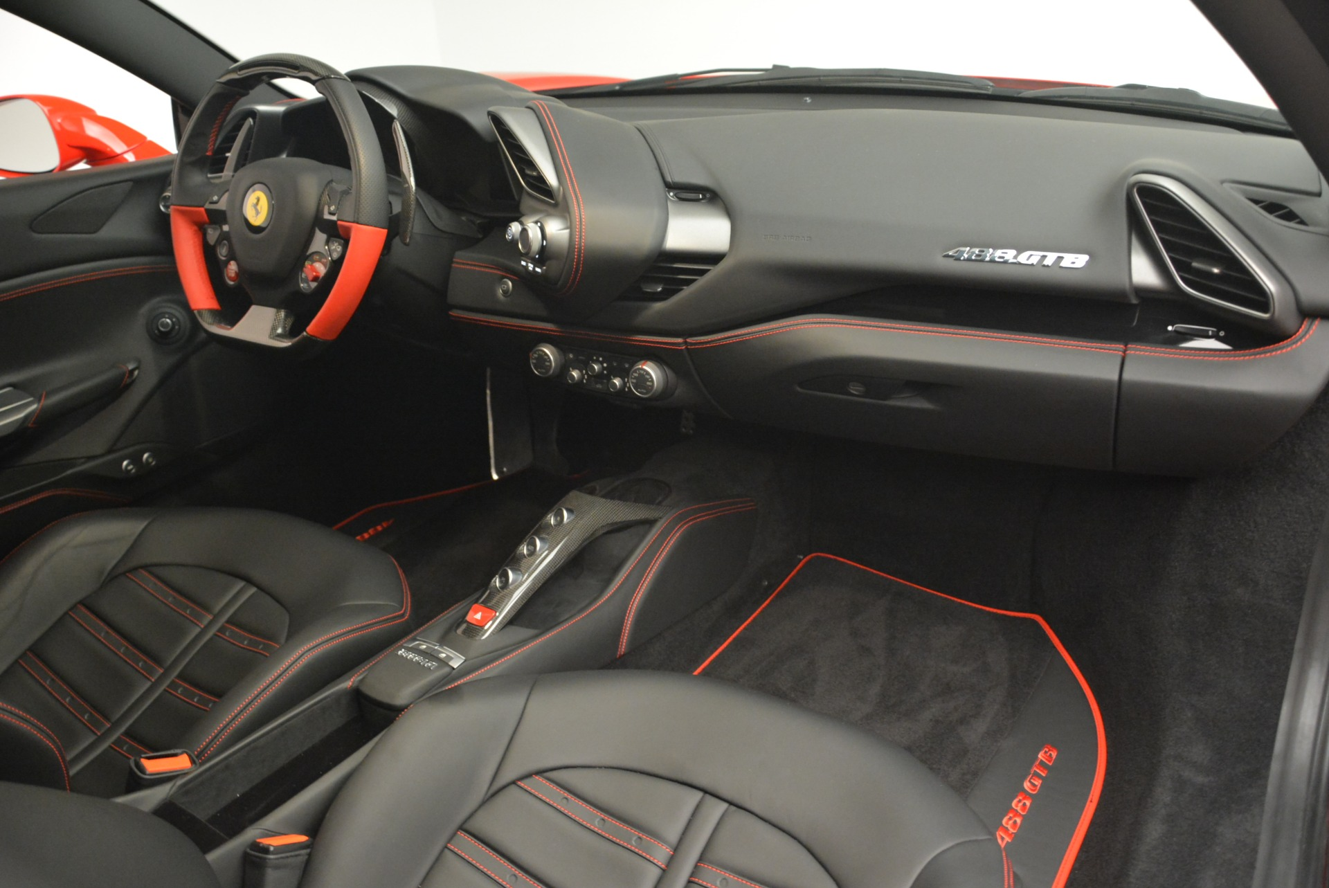Used 2016 Ferrari 488 GTB  For Sale In Greenwich, CT 2101_p17