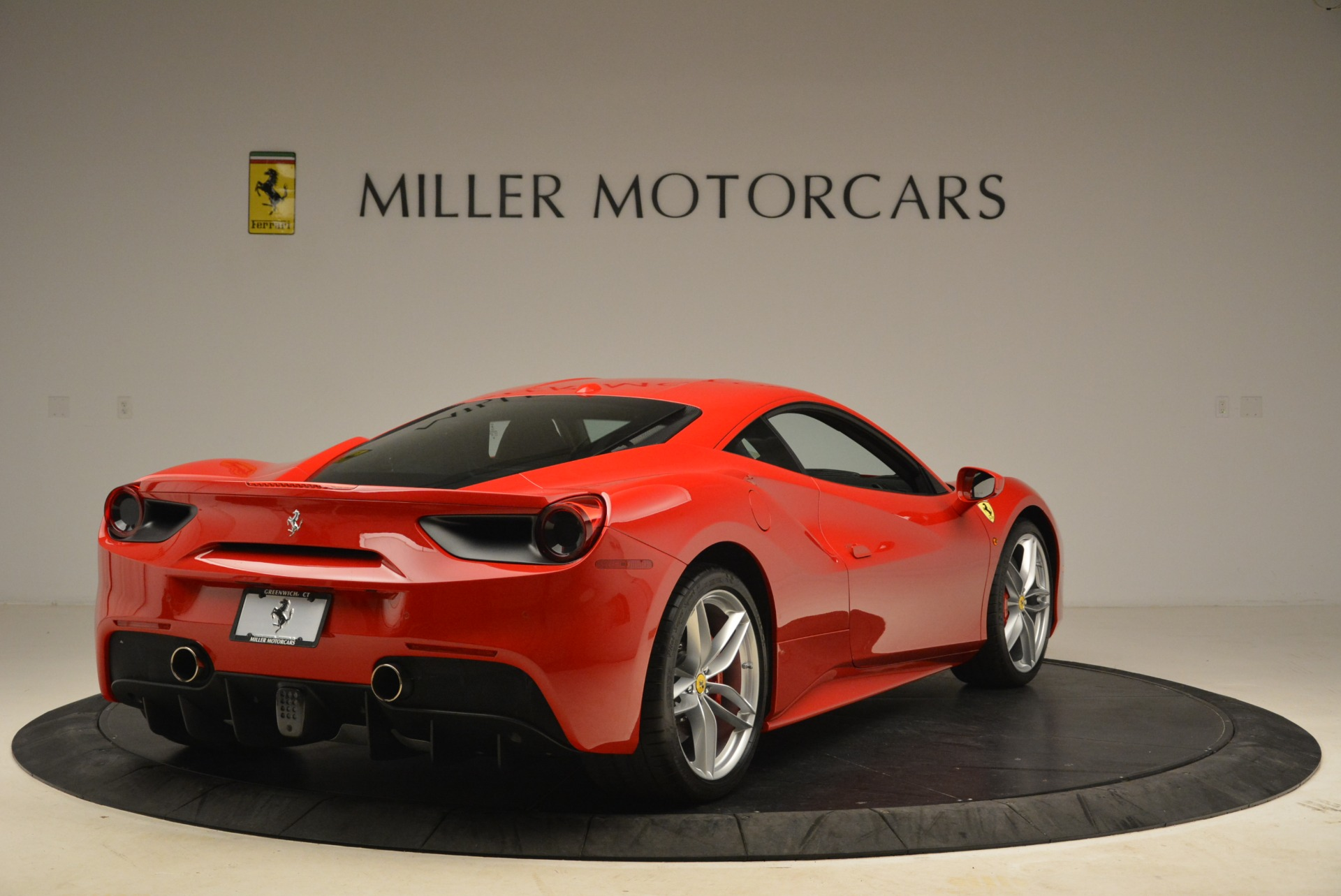 Used 2016 Ferrari 488 GTB  For Sale In Greenwich, CT 2101_p7