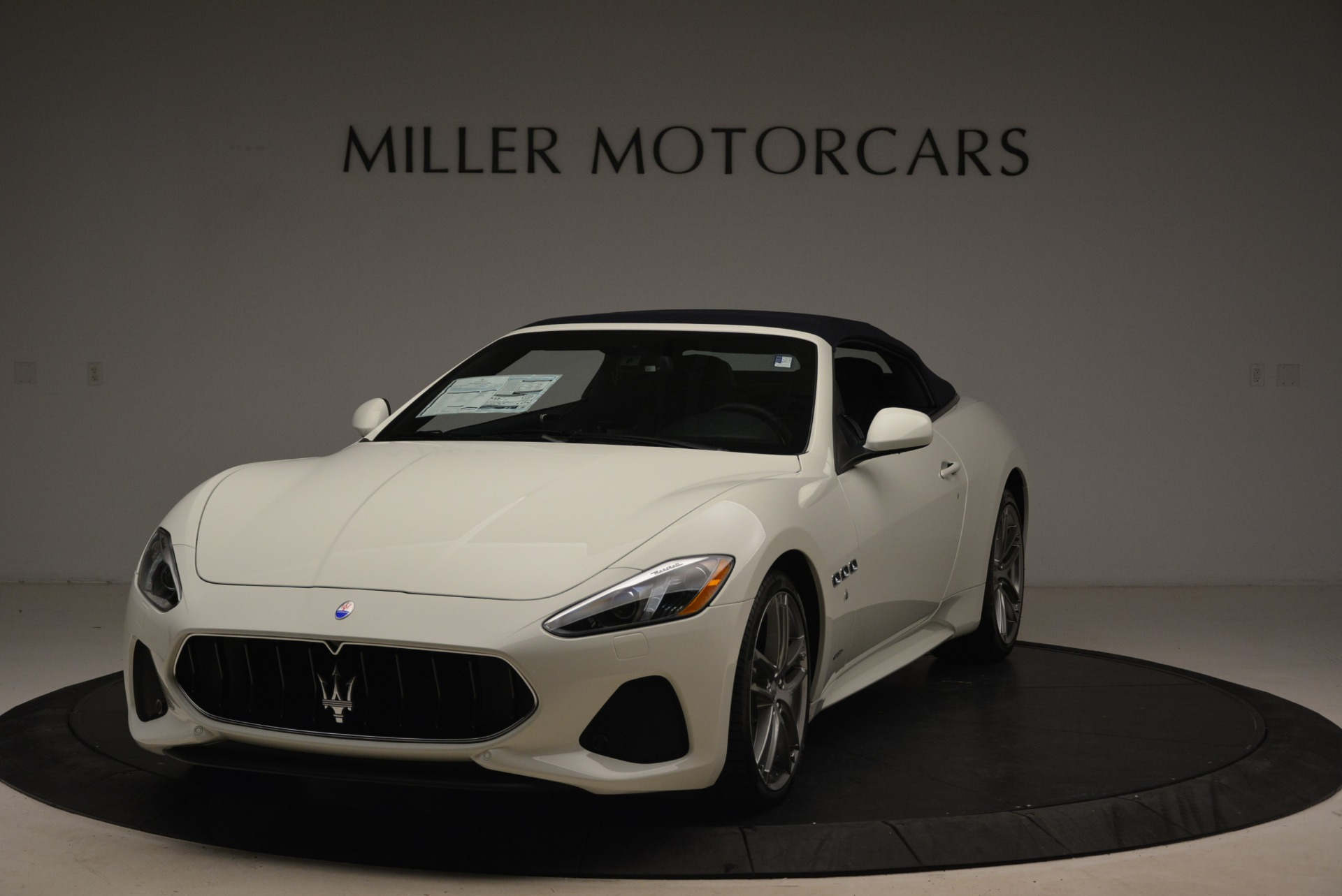 New 2018 Maserati GranTurismo Sport Convertible For Sale In Greenwich, CT 2106_p14