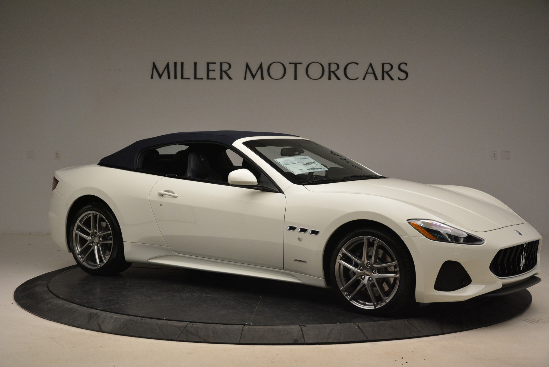 New 2018 Maserati GranTurismo Sport Convertible For Sale In Greenwich, CT 2106_p23