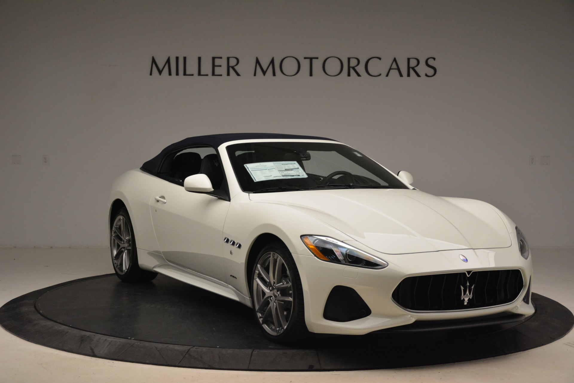 New 2018 Maserati GranTurismo Sport Convertible For Sale In Greenwich, CT 2106_p24
