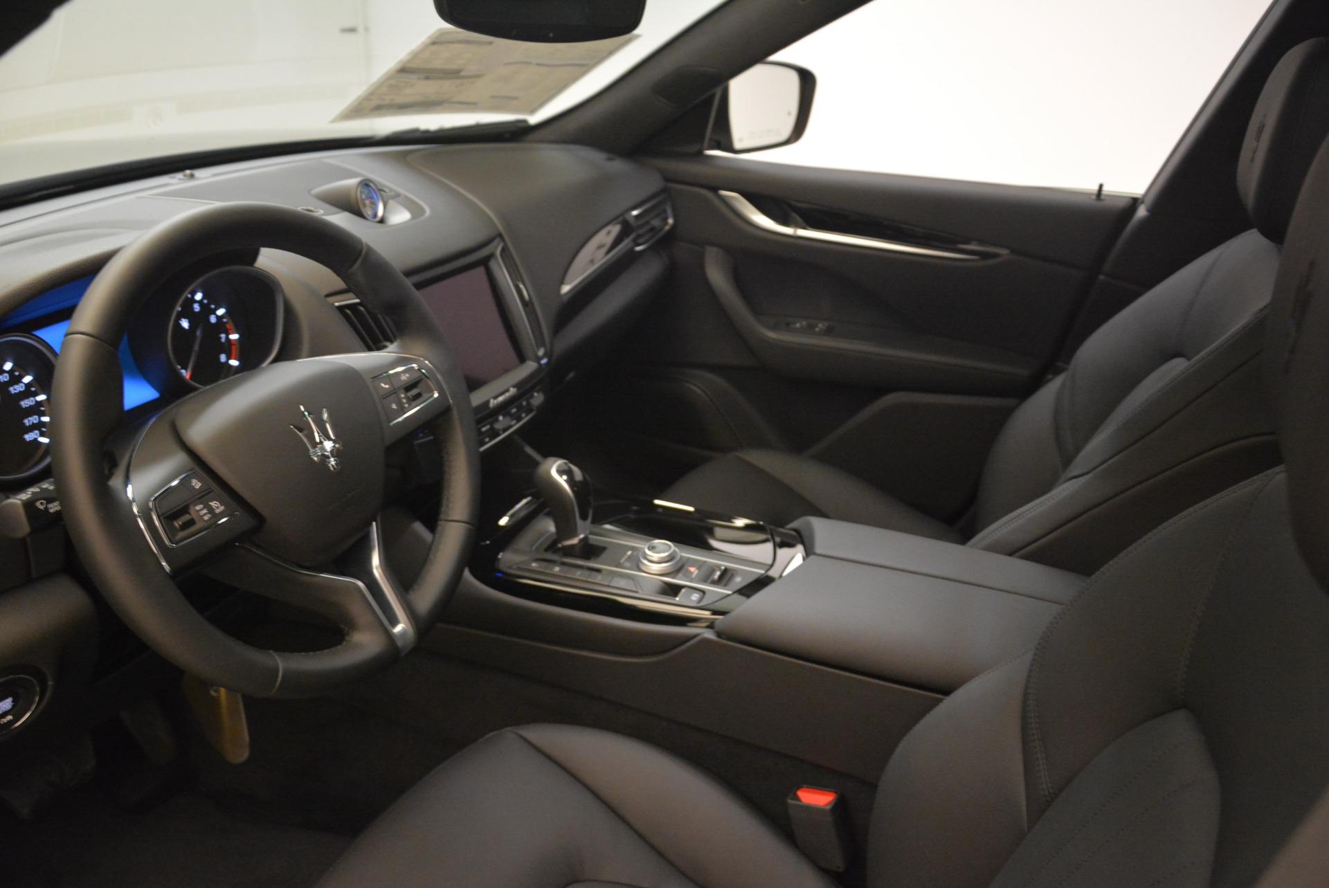 New 2018 Maserati Levante Q4 For Sale In Greenwich, CT 2107_p12