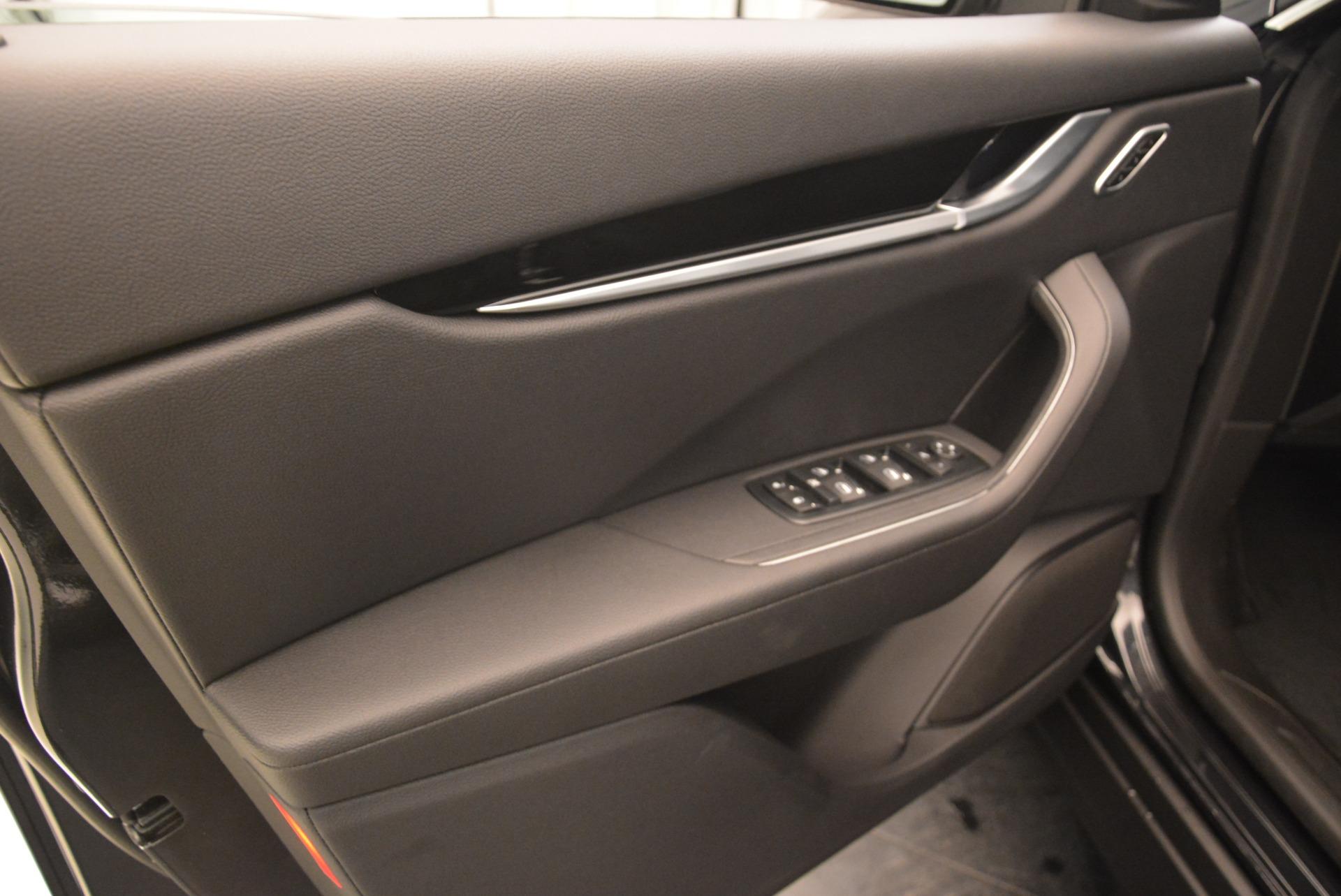 New 2018 Maserati Levante Q4 For Sale In Greenwich, CT 2107_p16