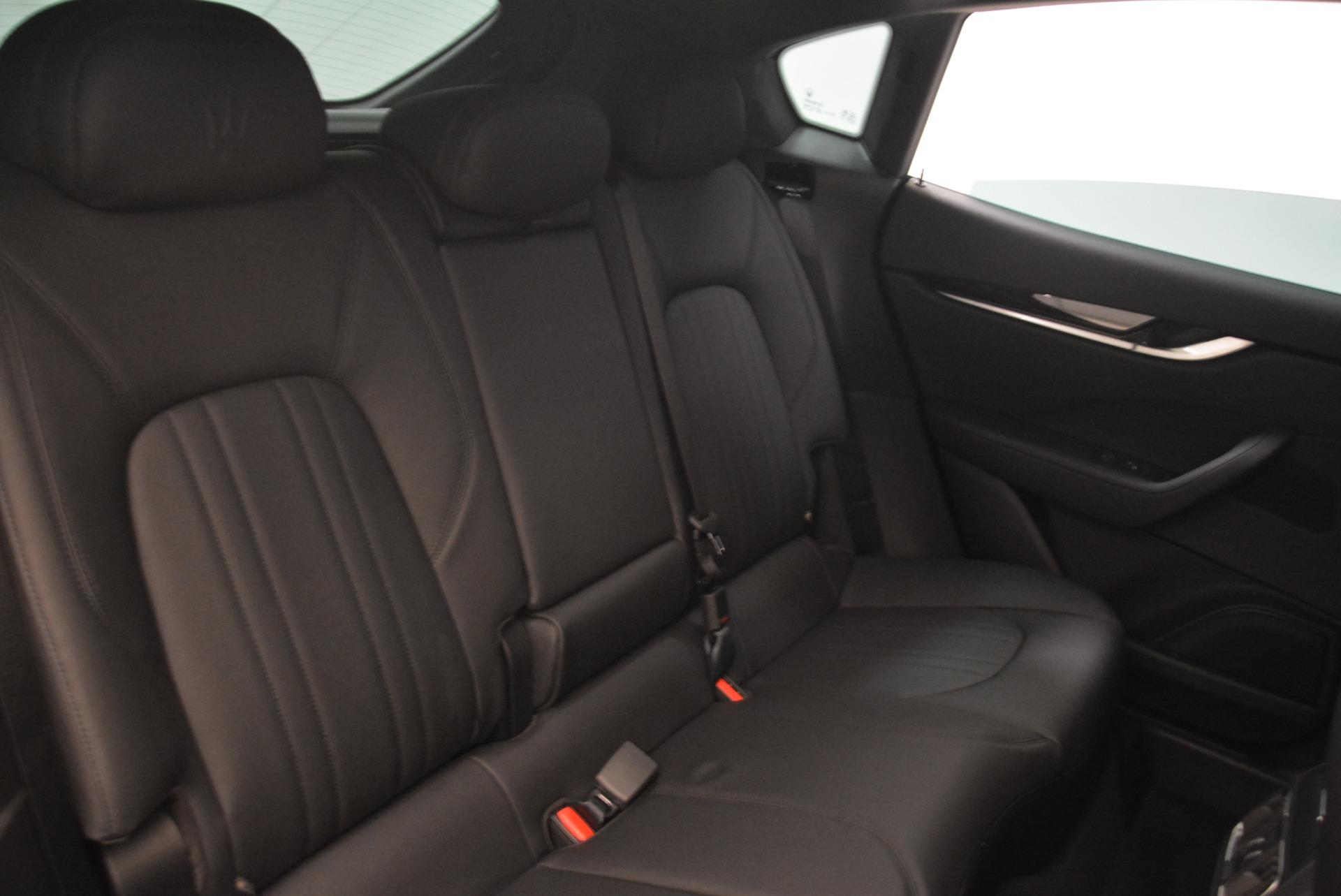 New 2018 Maserati Levante Q4 For Sale In Greenwich, CT 2107_p25