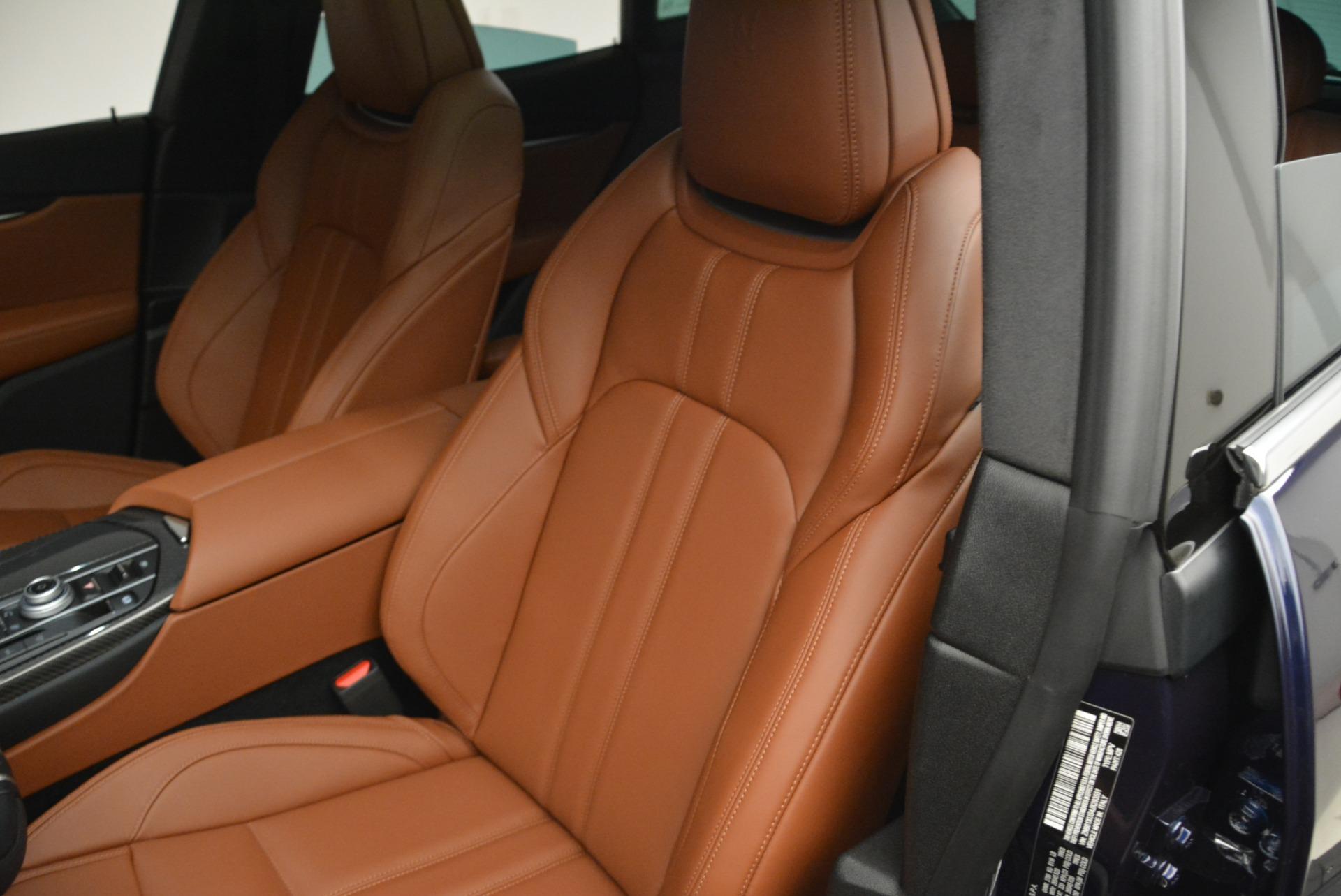 New 2018 Maserati Levante Q4 GranSport For Sale In Greenwich, CT 2110_p15