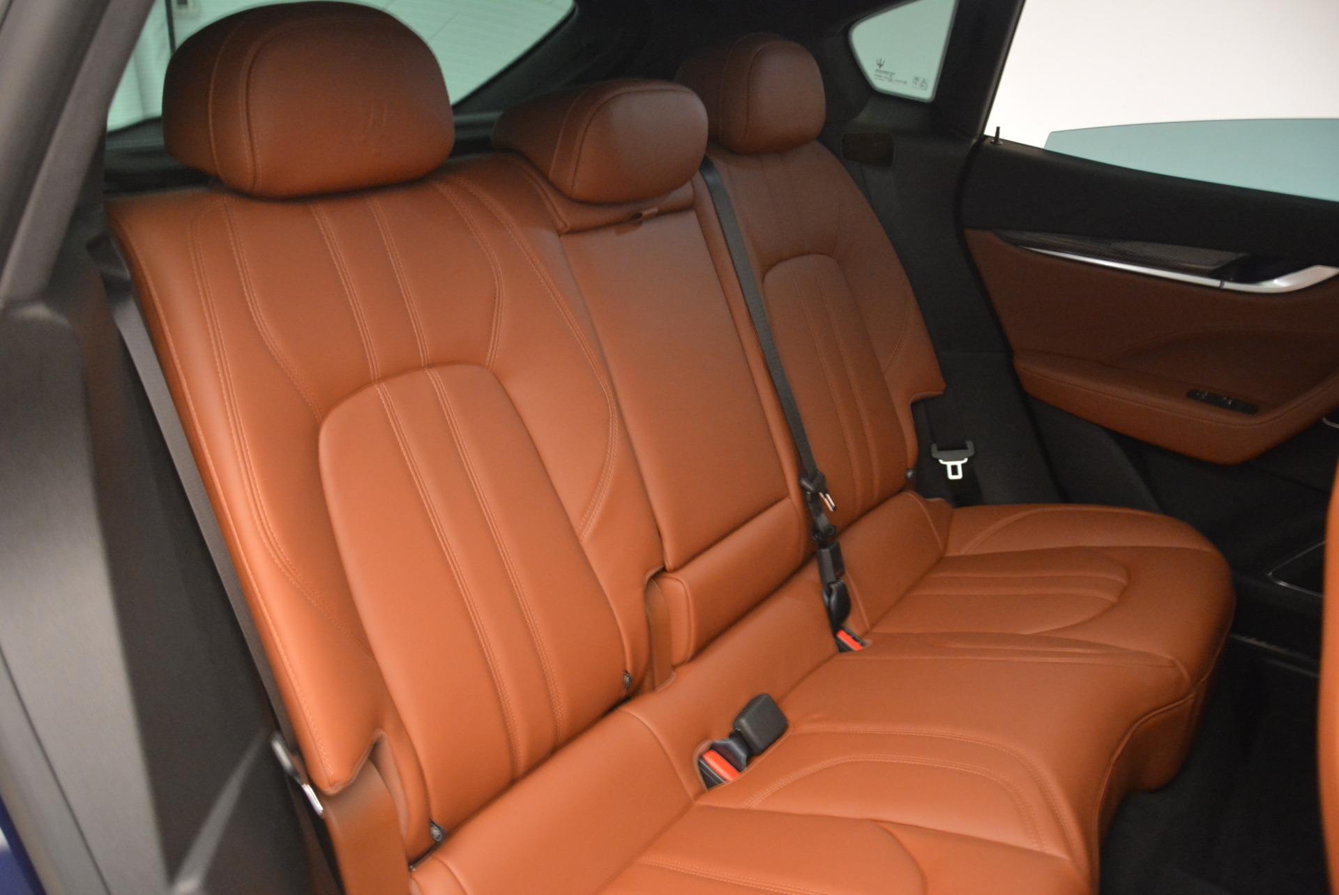 New 2018 Maserati Levante Q4 GranSport For Sale In Greenwich, CT 2110_p22