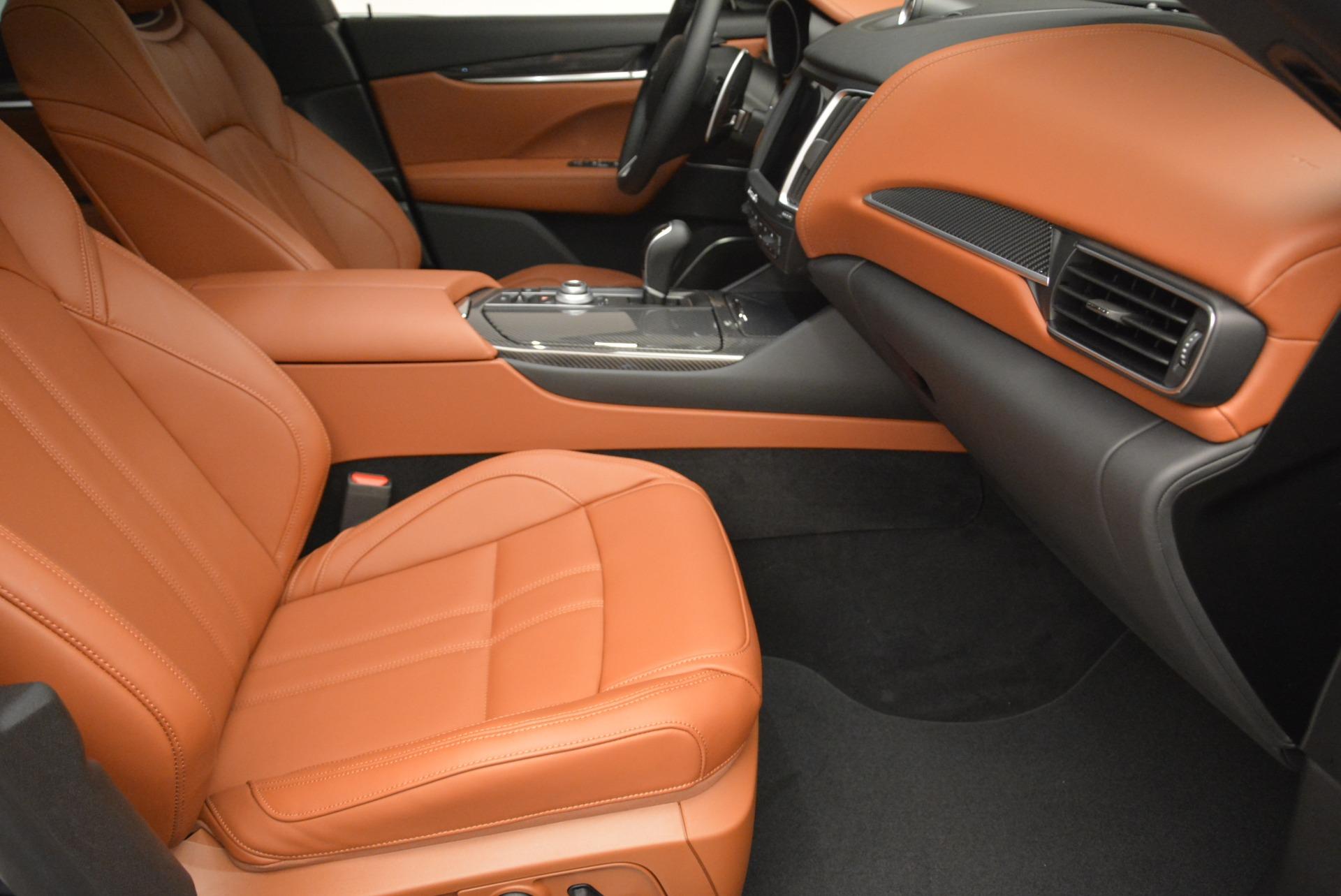 New 2018 Maserati Levante Q4 GranSport For Sale In Greenwich, CT 2110_p24