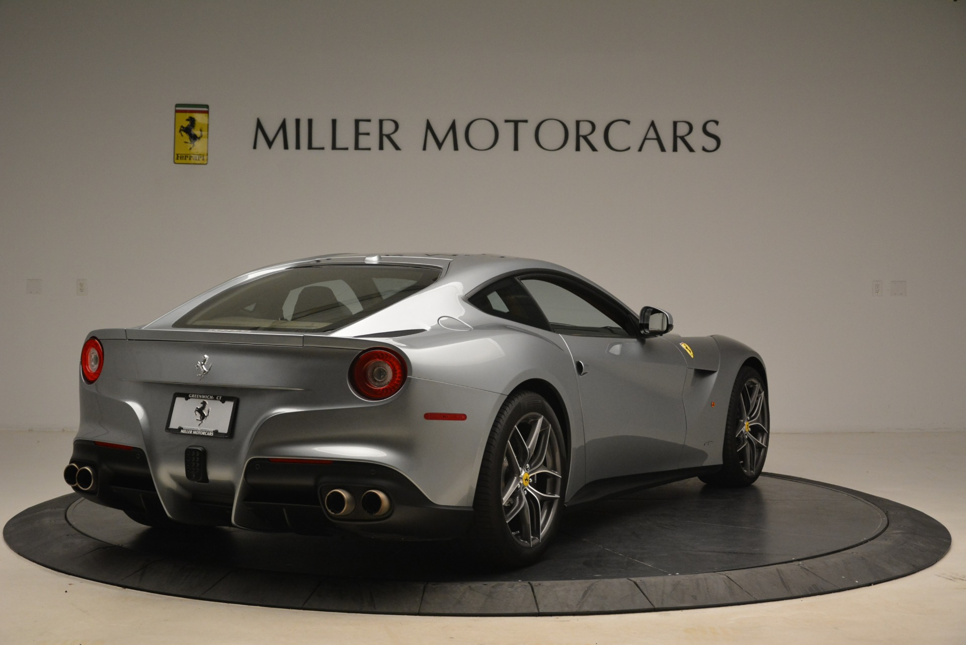 Used 2017 Ferrari F12 Berlinetta  For Sale In Greenwich, CT 2111_p7