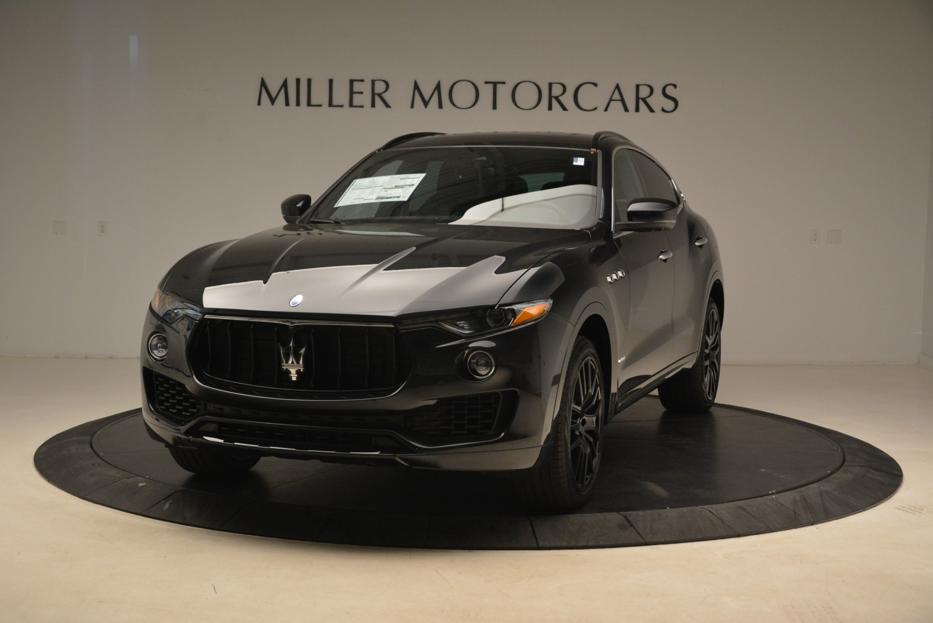 New 2018 Maserati Levante S Q4 Gransport For Sale In Greenwich, CT 2114_main