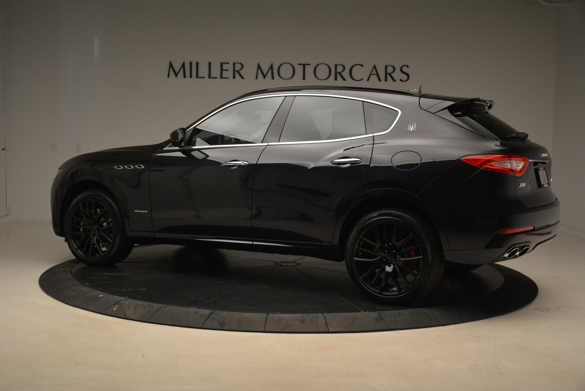 New 2018 Maserati Levante S Q4 Gransport For Sale In Greenwich, CT 2114_p4