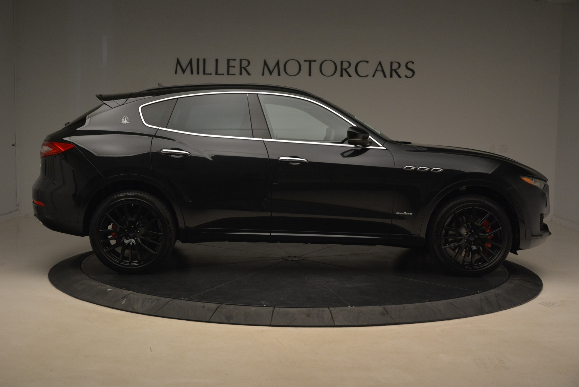 New 2018 Maserati Levante S Q4 Gransport For Sale In Greenwich, CT 2114_p9