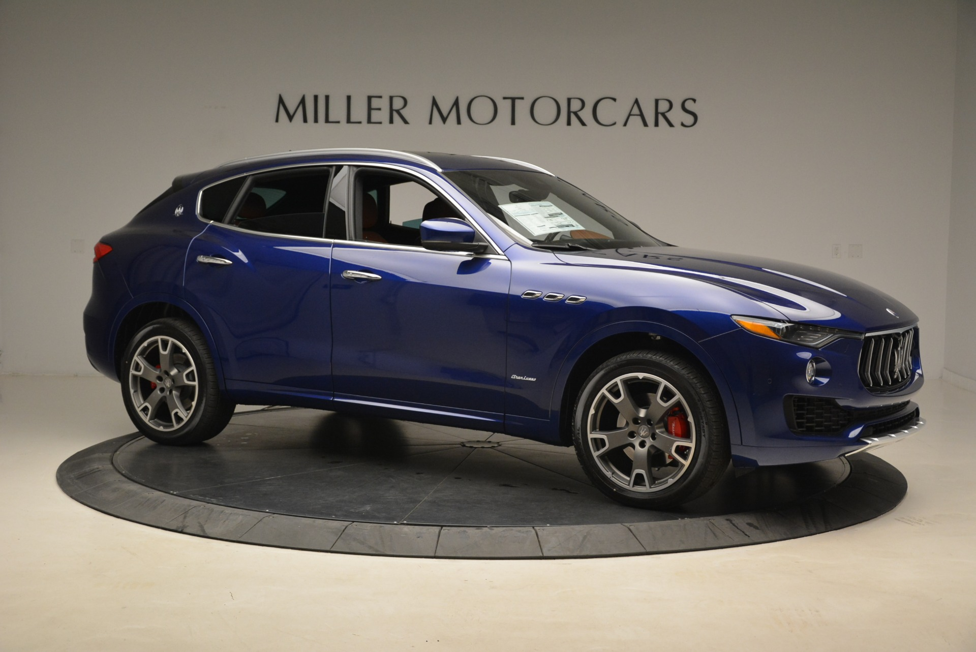 New 2018 Maserati Levante Q4 GranLusso For Sale In Greenwich, CT 2117_p9