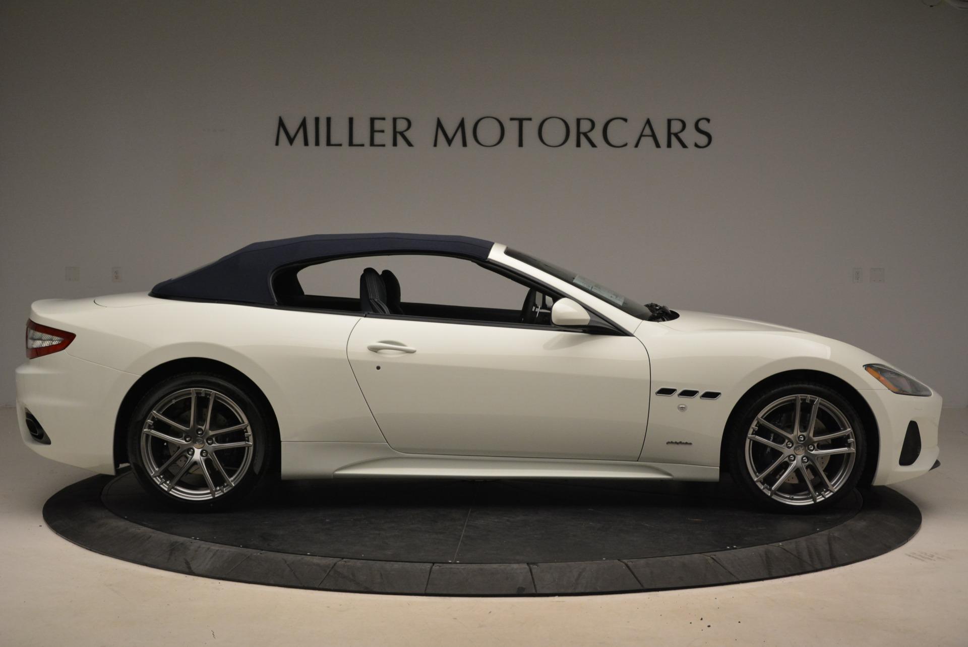 New 2018 Maserati GranTurismo Sport Convertible For Sale In Greenwich, CT 2120_p7