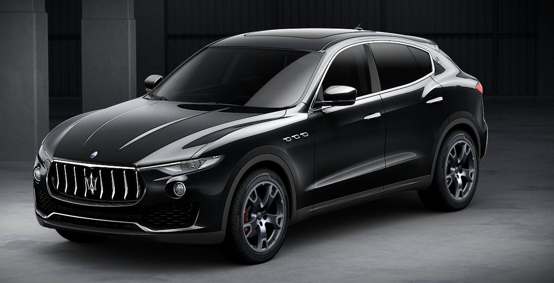New 2018 Maserati Levante Q4 For Sale In Greenwich, CT 2121_main