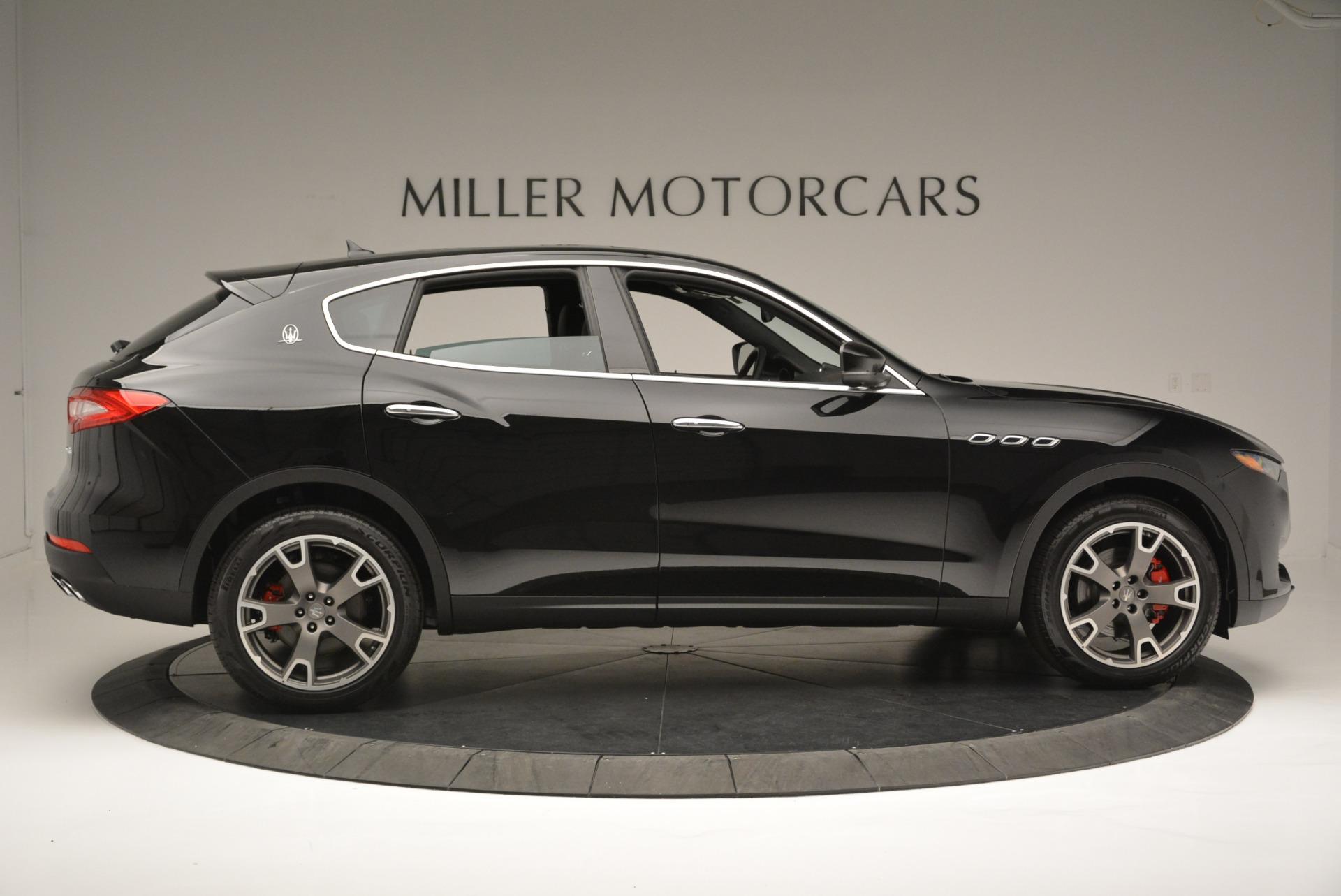 New 2018 Maserati Levante Q4 For Sale In Greenwich, CT 2122_p12