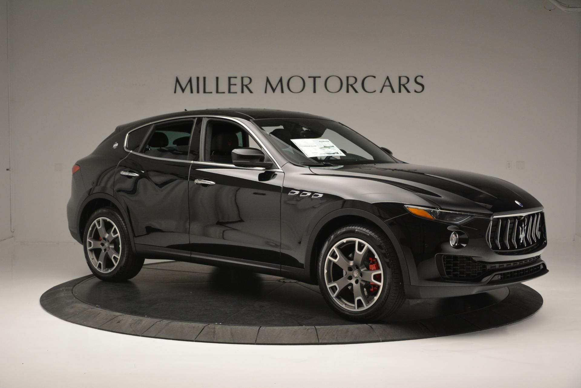 New 2018 Maserati Levante Q4 For Sale In Greenwich, CT 2122_p14
