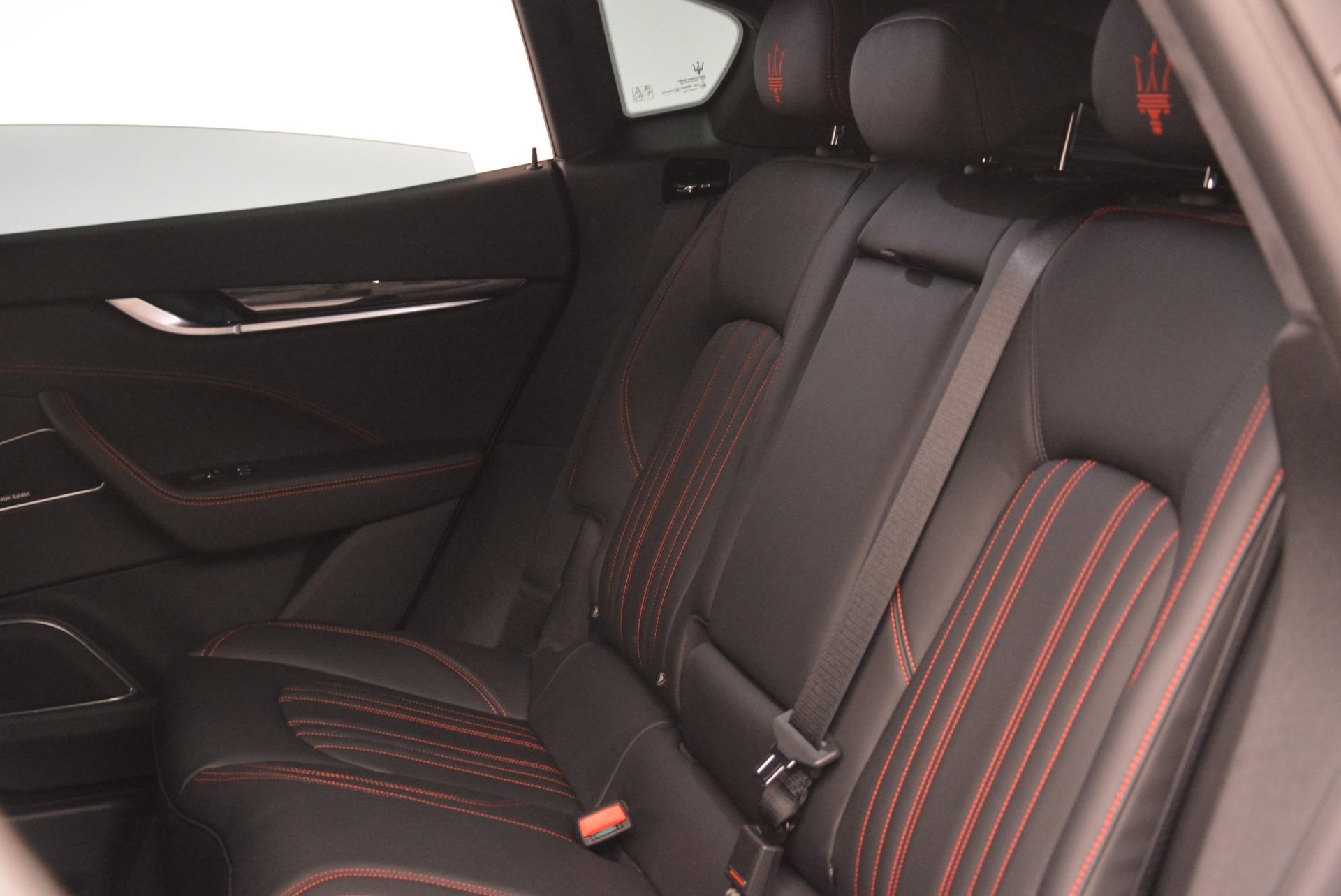 New 2018 Maserati Levante Q4 For Sale In Greenwich, CT 2122_p21