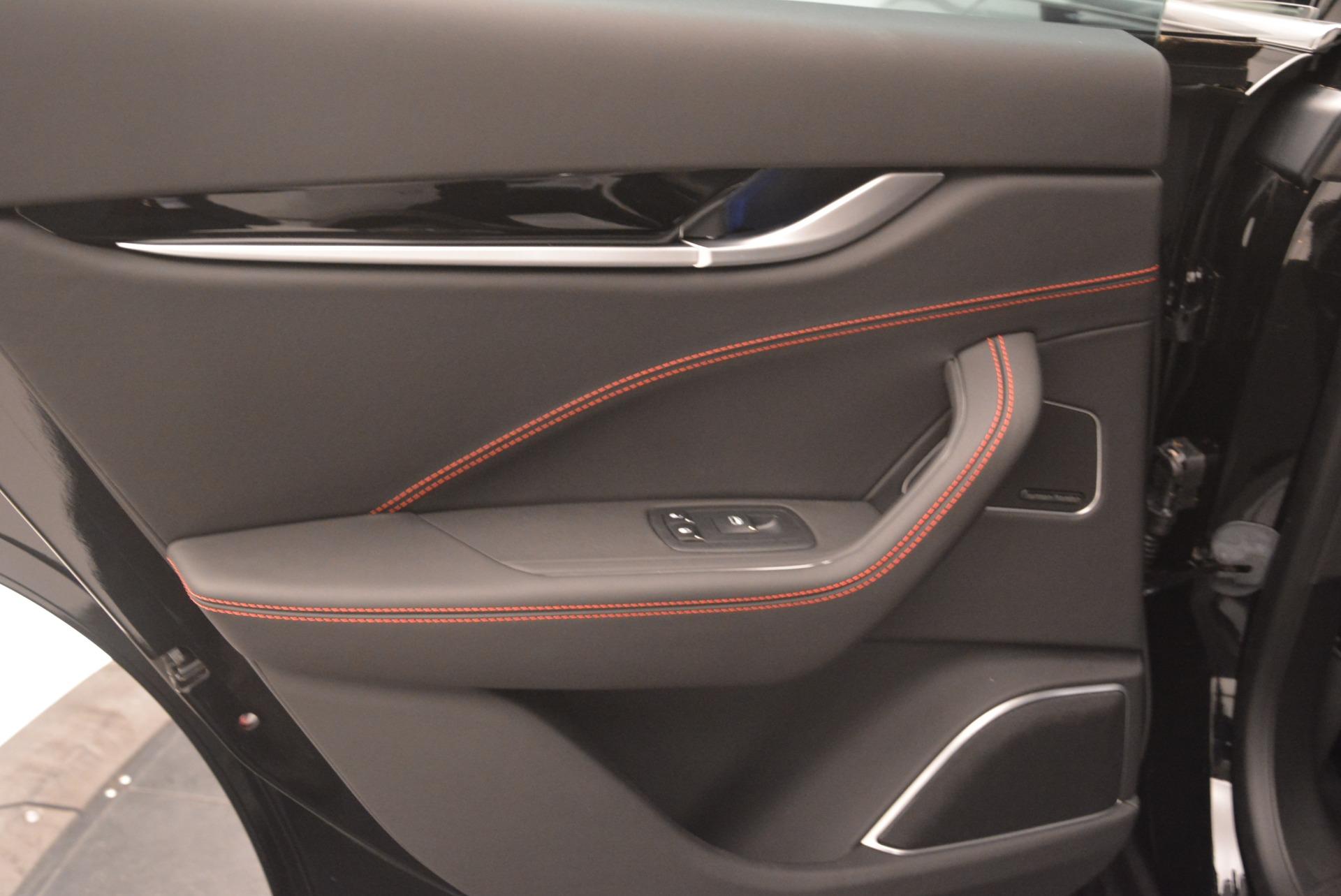 New 2018 Maserati Levante Q4 For Sale In Greenwich, CT 2122_p22