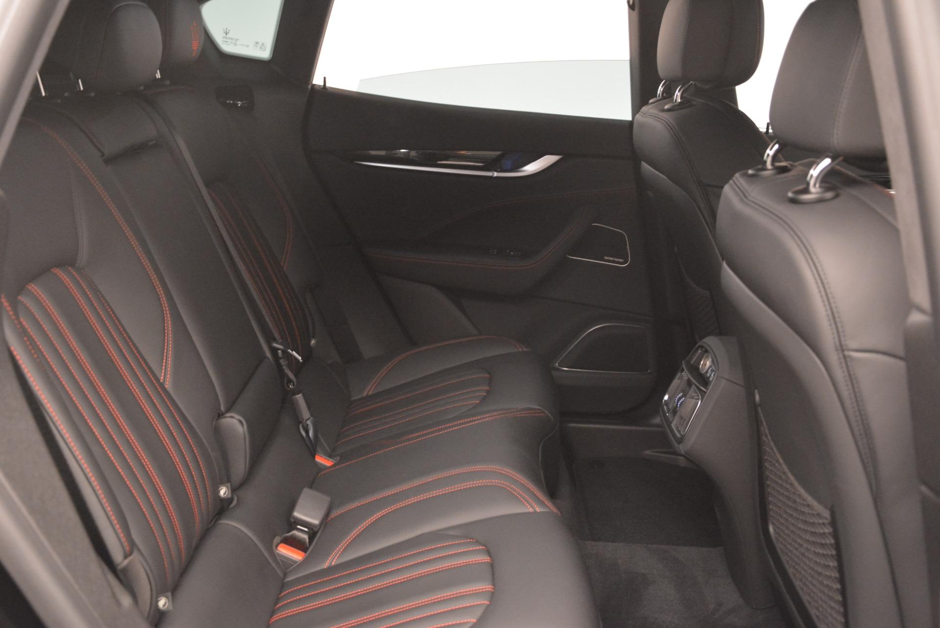 New 2018 Maserati Levante Q4 For Sale In Greenwich, CT 2122_p23