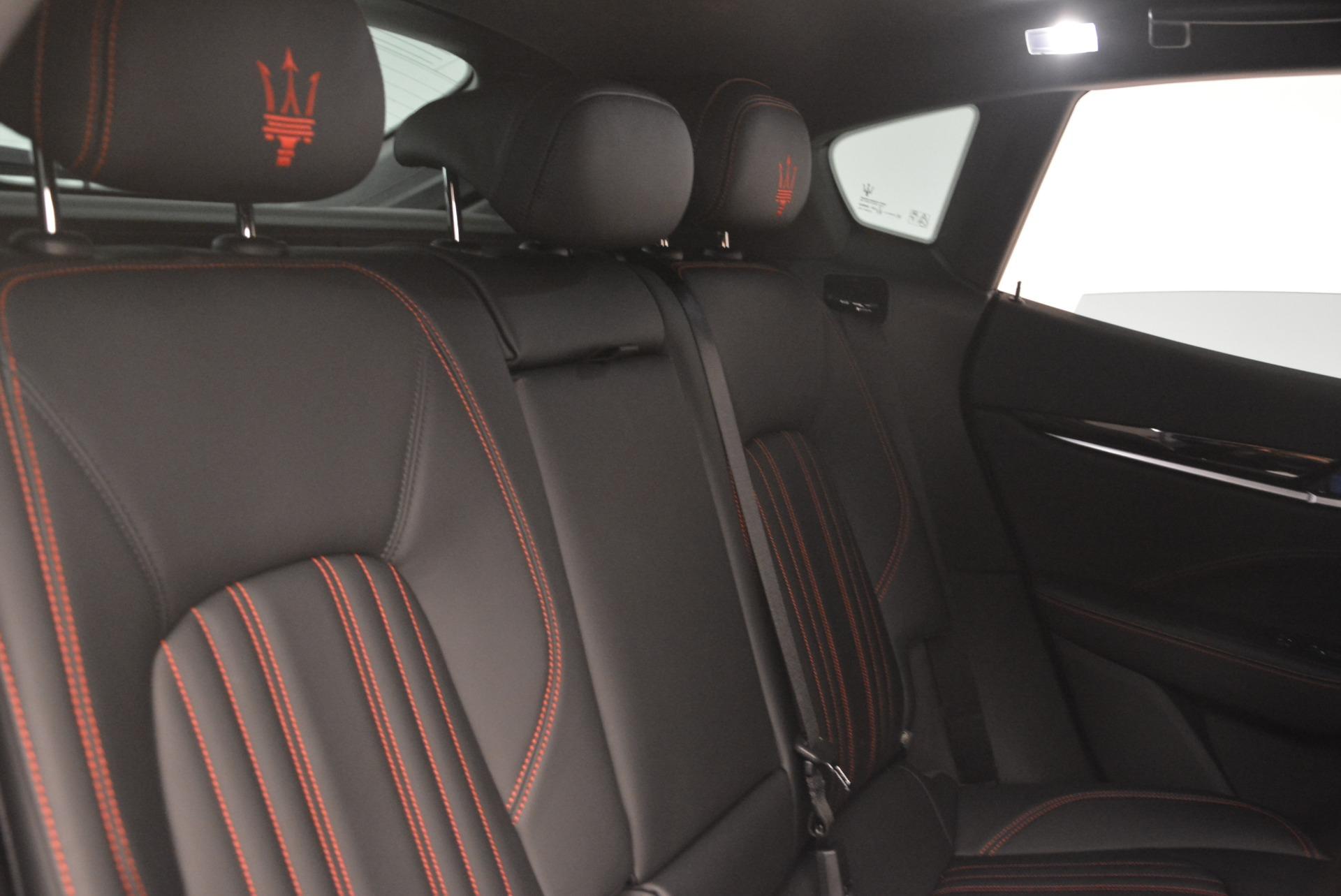 New 2018 Maserati Levante Q4 For Sale In Greenwich, CT 2122_p24