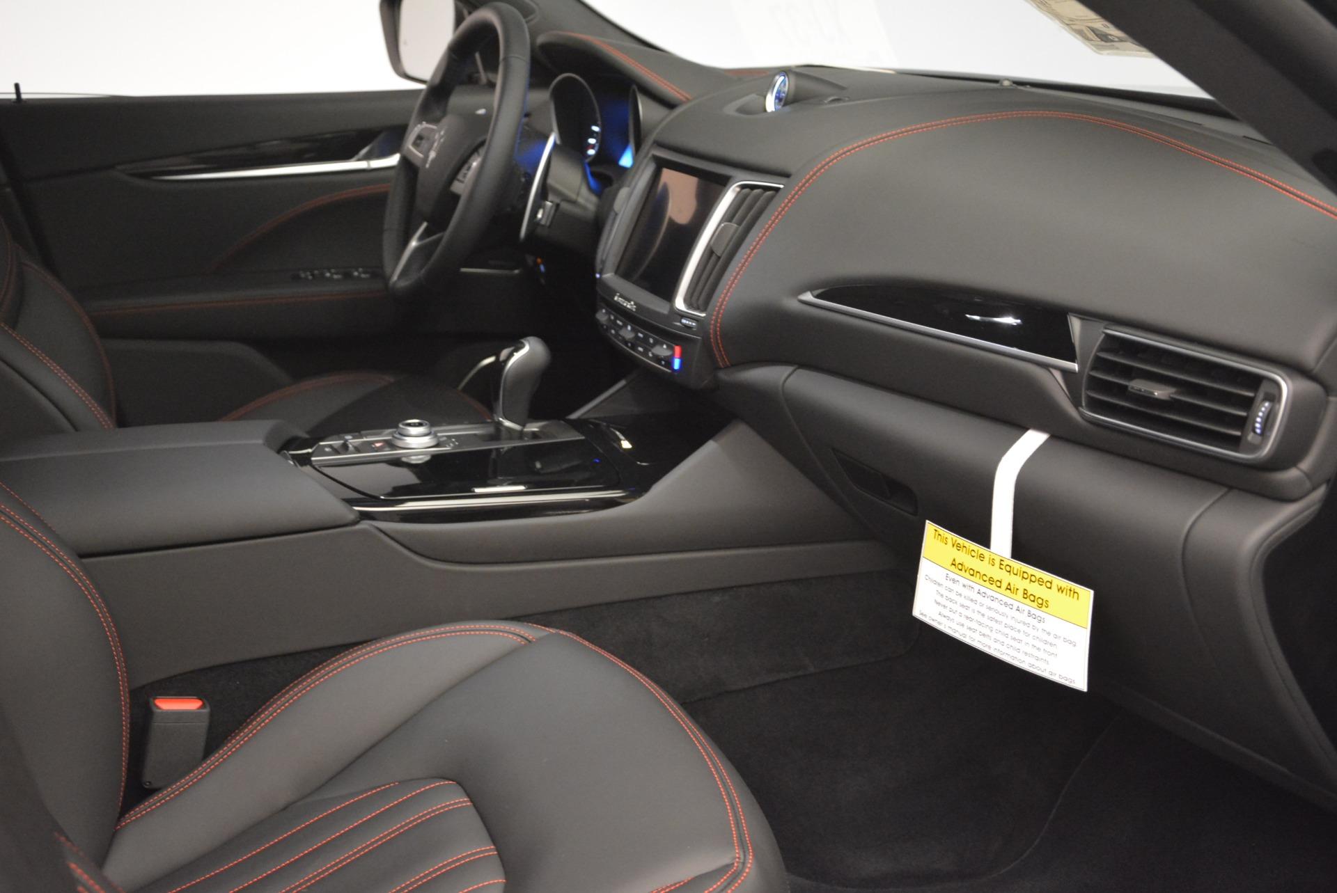 New 2018 Maserati Levante Q4 For Sale In Greenwich, CT 2122_p25