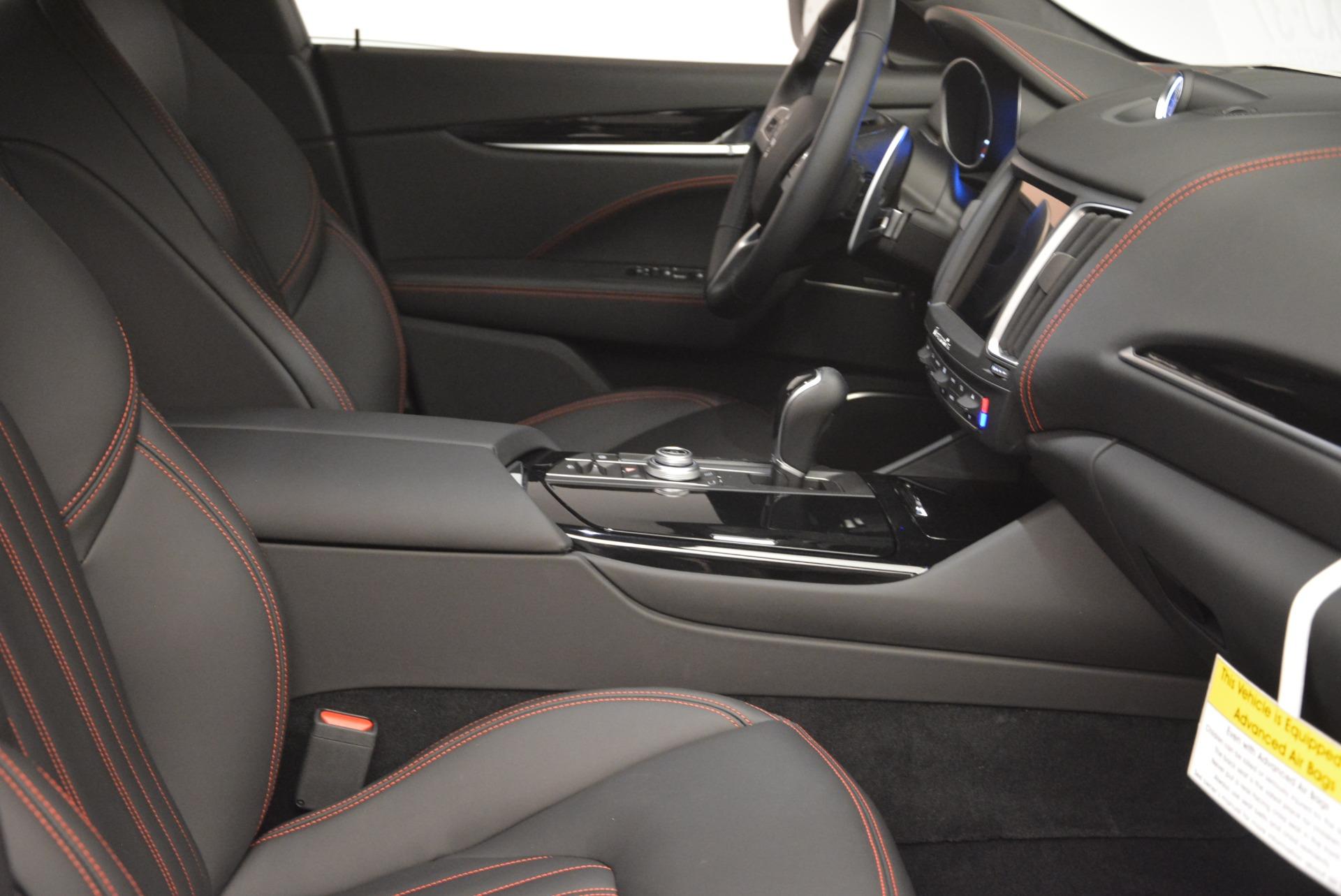 New 2018 Maserati Levante Q4 For Sale In Greenwich, CT 2122_p26