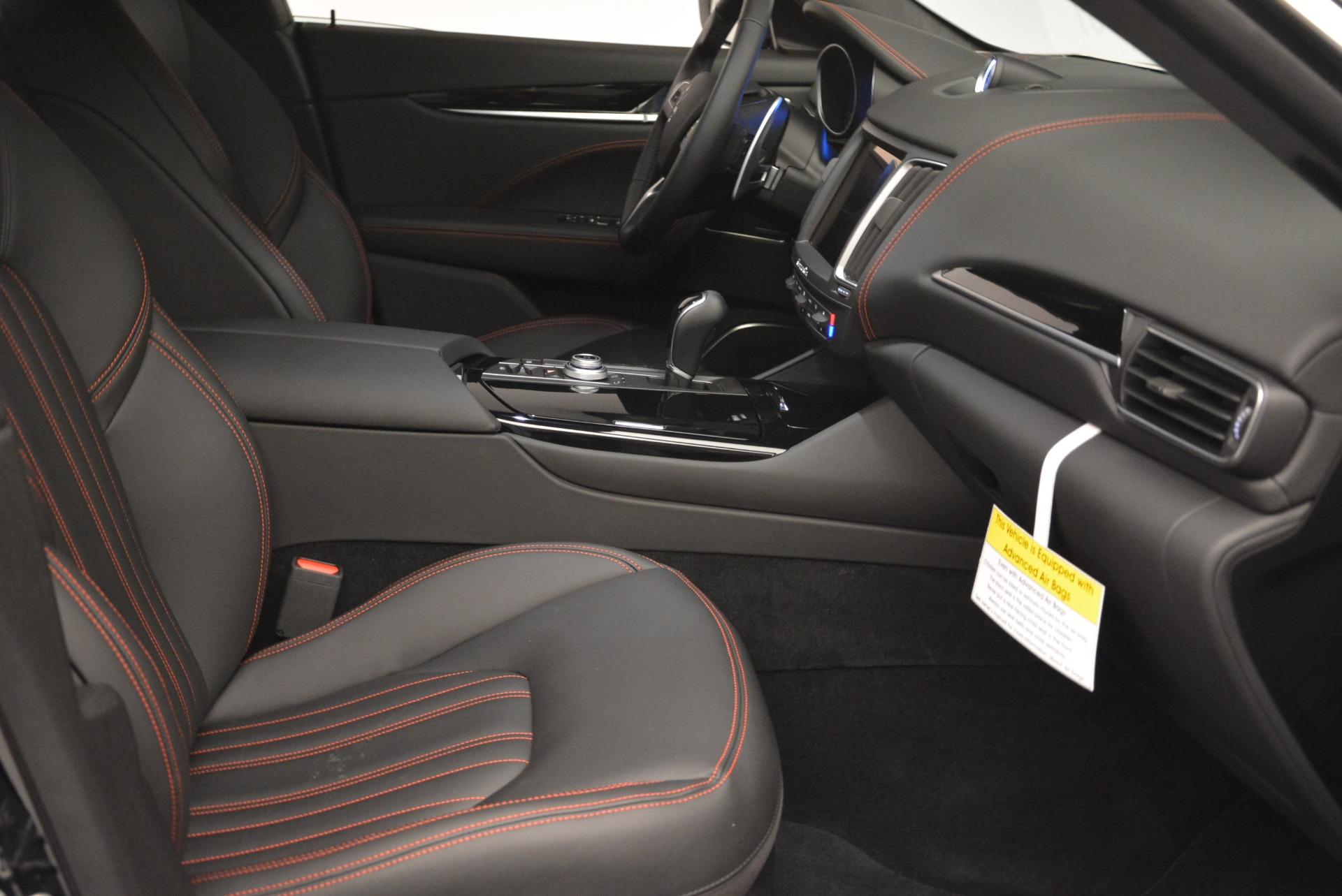 New 2018 Maserati Levante Q4 For Sale In Greenwich, CT 2122_p27