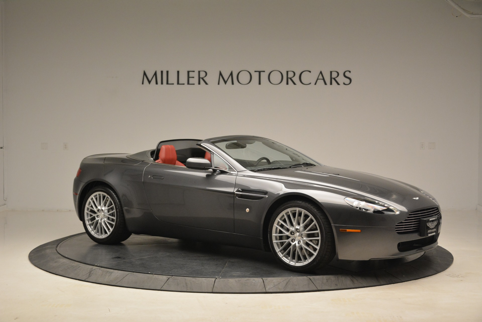Used 2009 Aston Martin V8 Vantage Roadster For Sale In Greenwich, CT 2123_p10