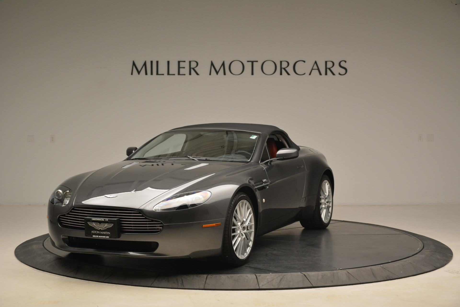 Used 2009 Aston Martin V8 Vantage Roadster For Sale In Greenwich, CT 2123_p13