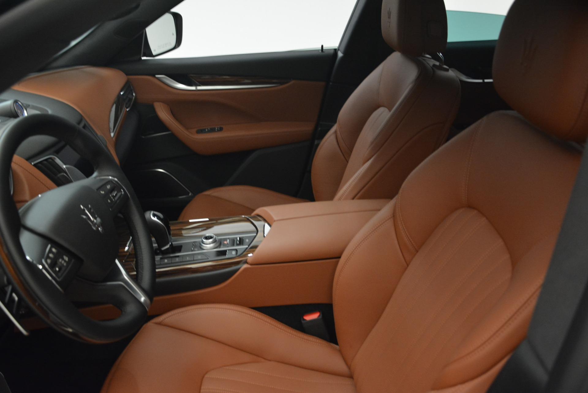 New 2018 Maserati Levante S Q4 GranLusso For Sale In Greenwich, CT 2124_p13