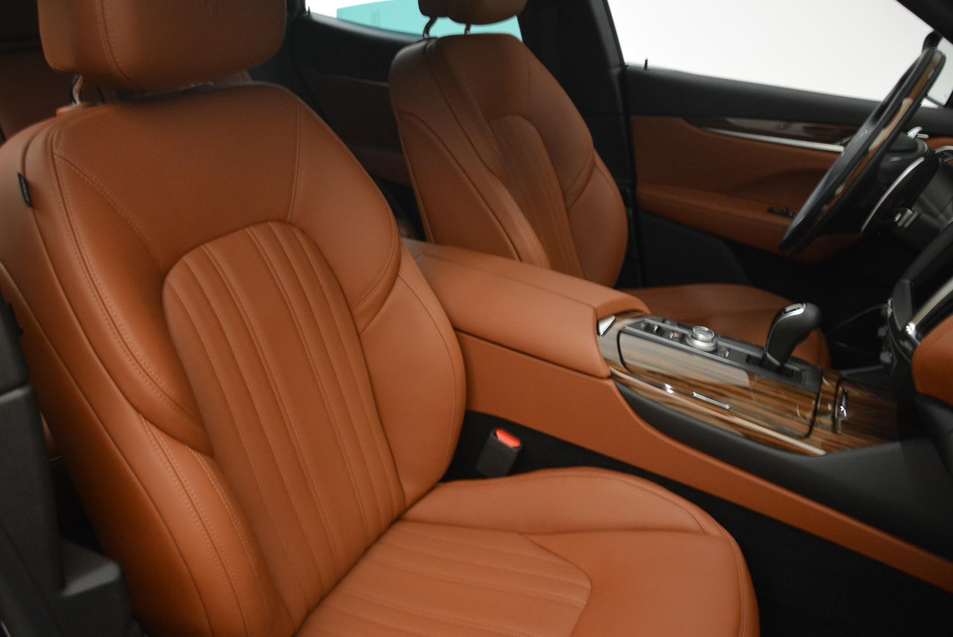 New 2018 Maserati Levante S Q4 GranLusso For Sale In Greenwich, CT 2124_p22