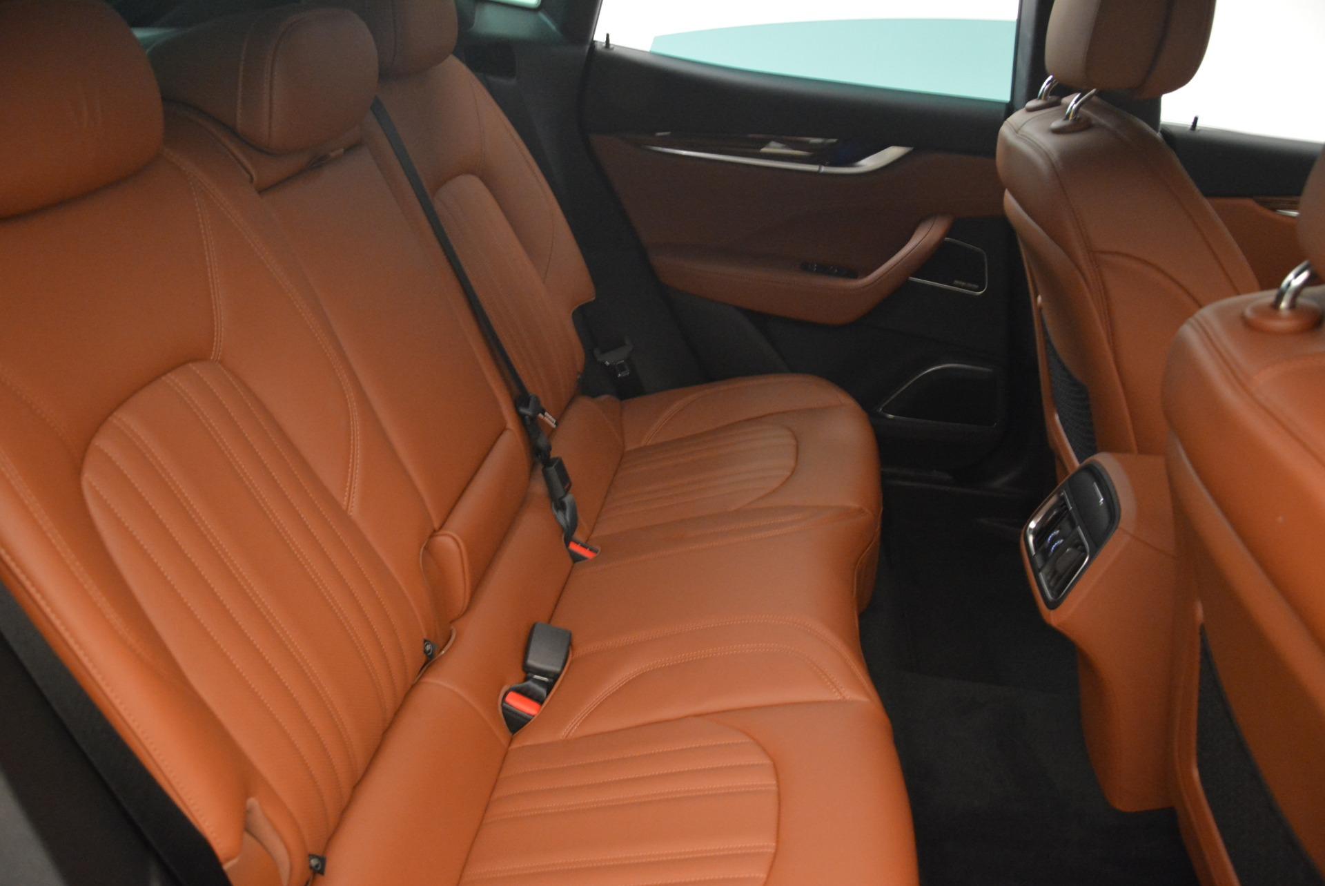 New 2018 Maserati Levante S Q4 GranLusso For Sale In Greenwich, CT 2124_p24