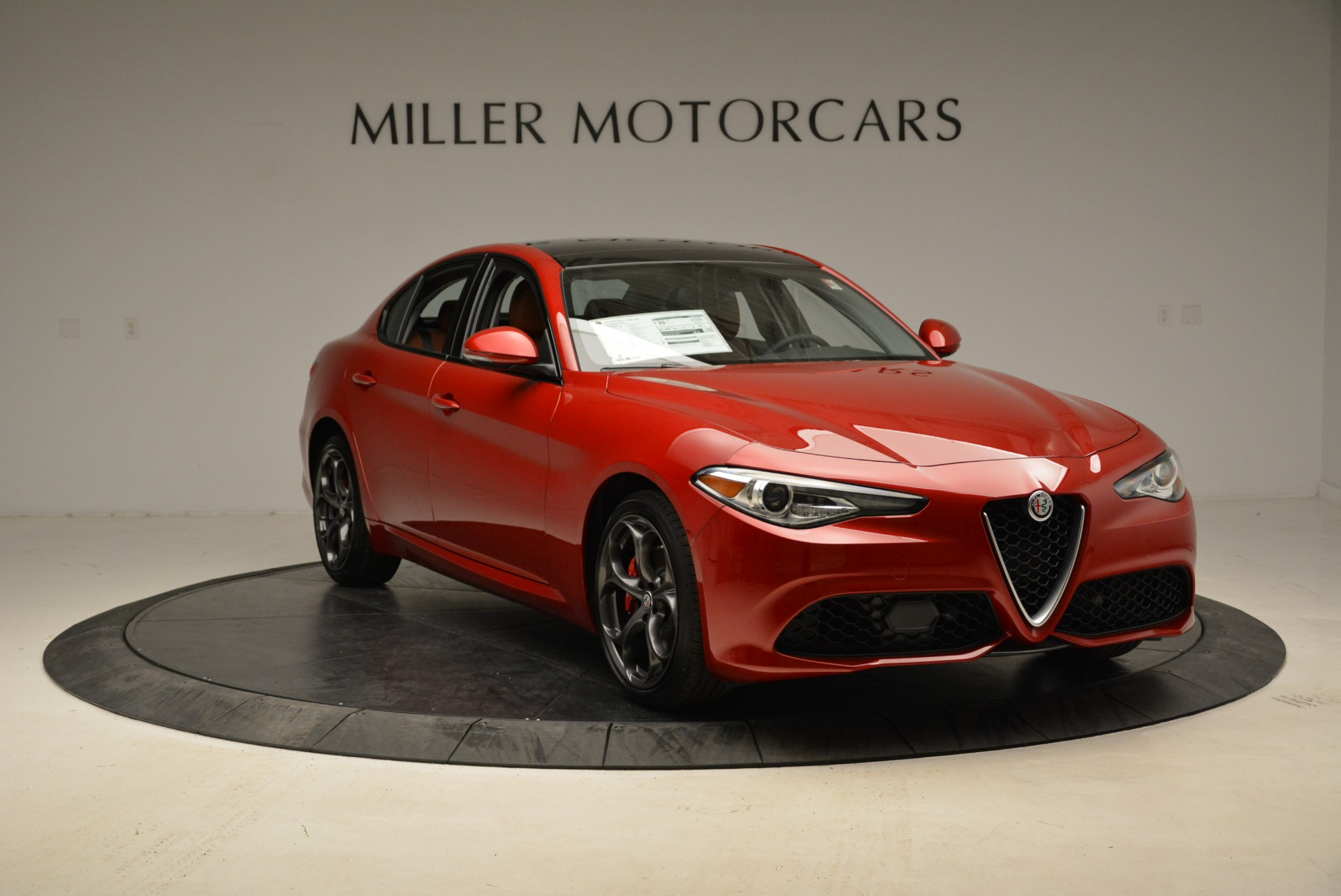 New 2018 Alfa Romeo Giulia Ti Sport Q4 For Sale In Greenwich, CT 2126_p11