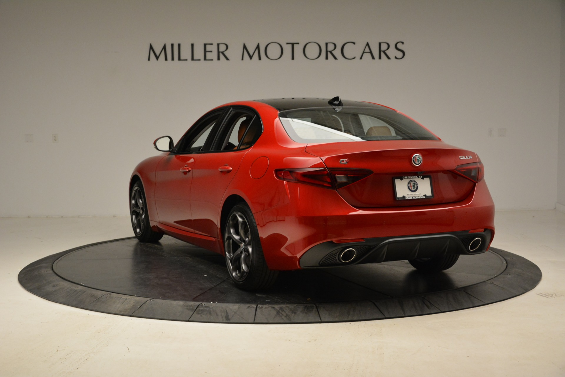 New 2018 Alfa Romeo Giulia Ti Sport Q4 For Sale In Greenwich, CT 2126_p5
