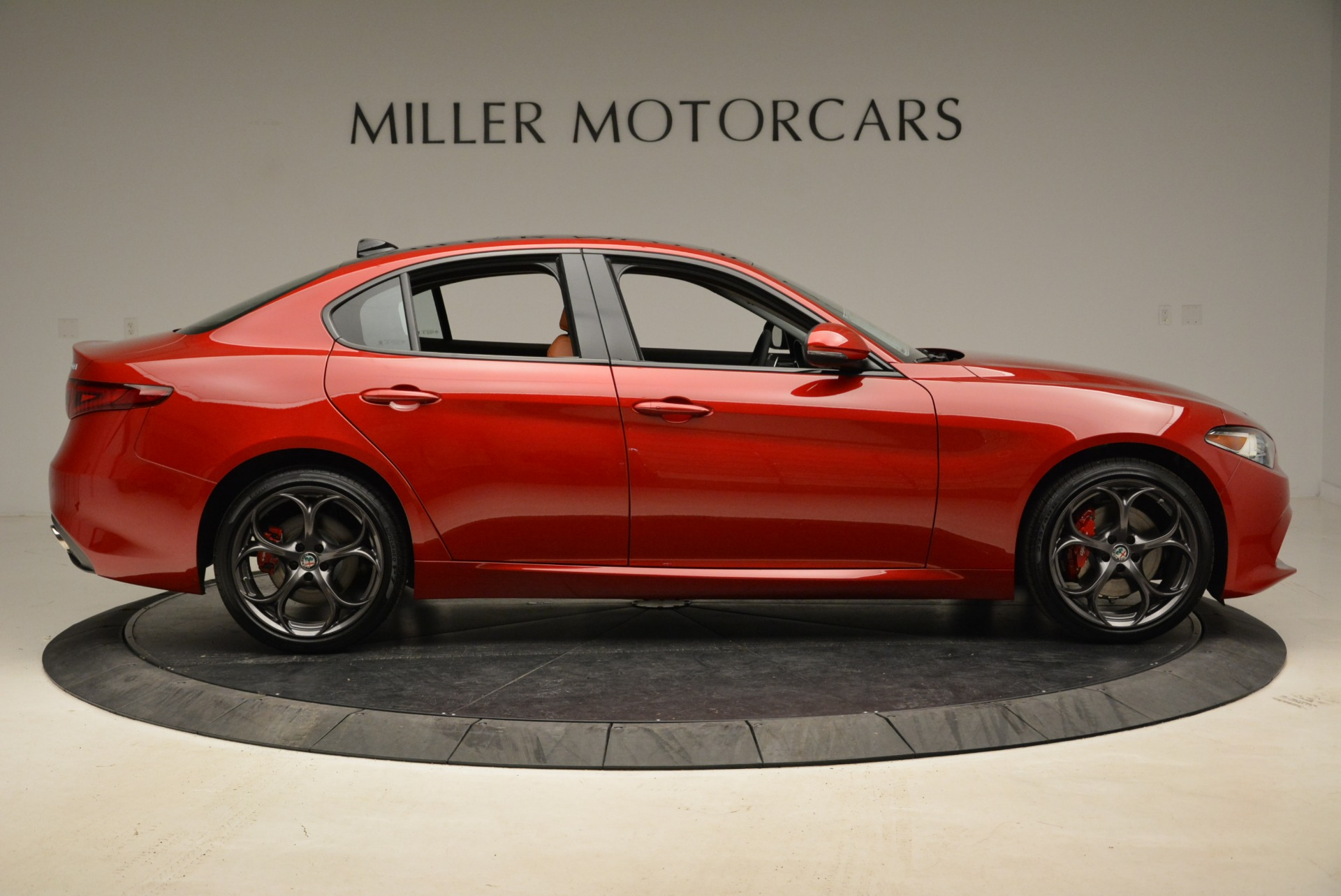 New 2018 Alfa Romeo Giulia Ti Sport Q4 For Sale In Greenwich, CT 2126_p9