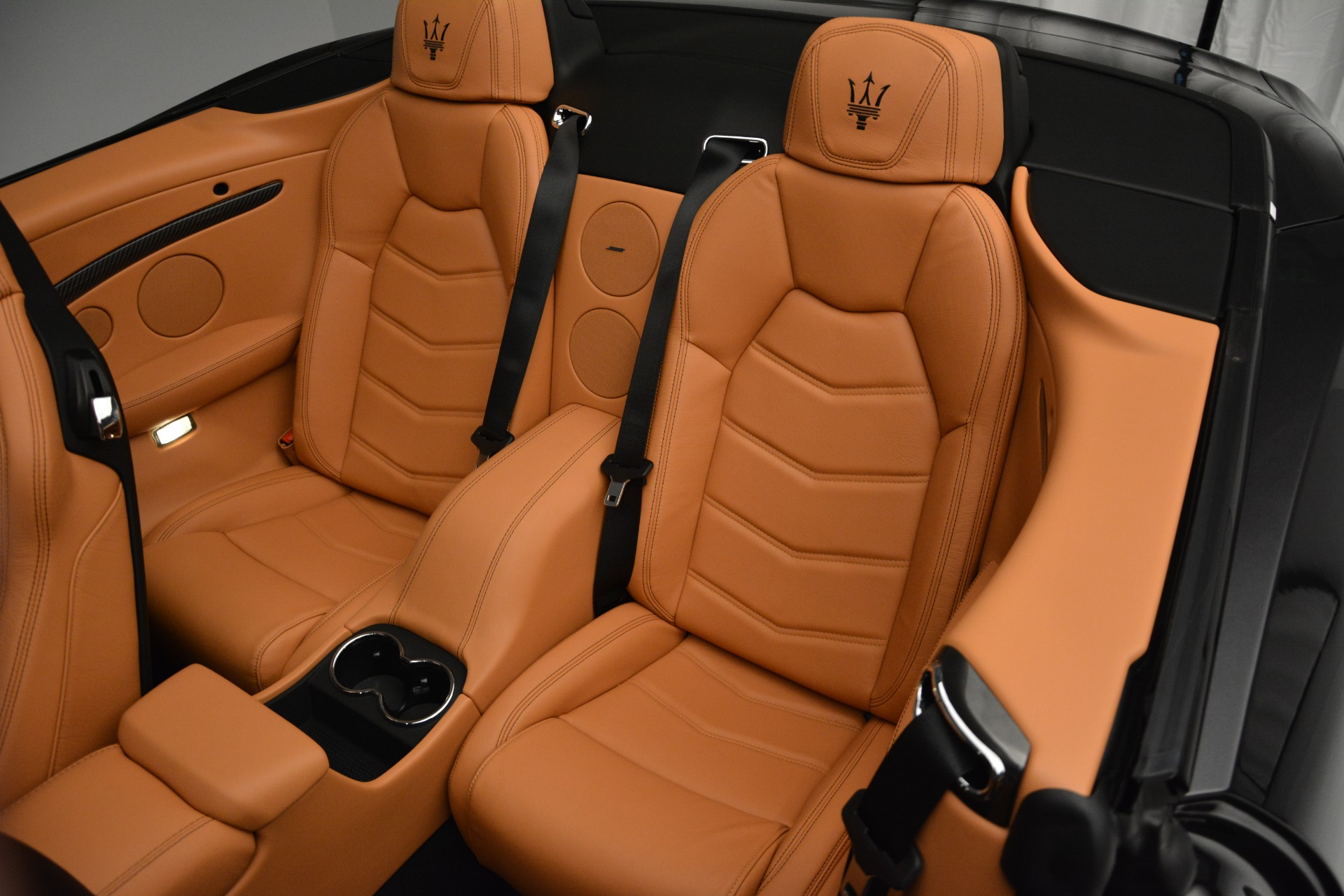 Used 2015 Maserati GranTurismo Sport Convertible For Sale In Greenwich, CT 2129_p22