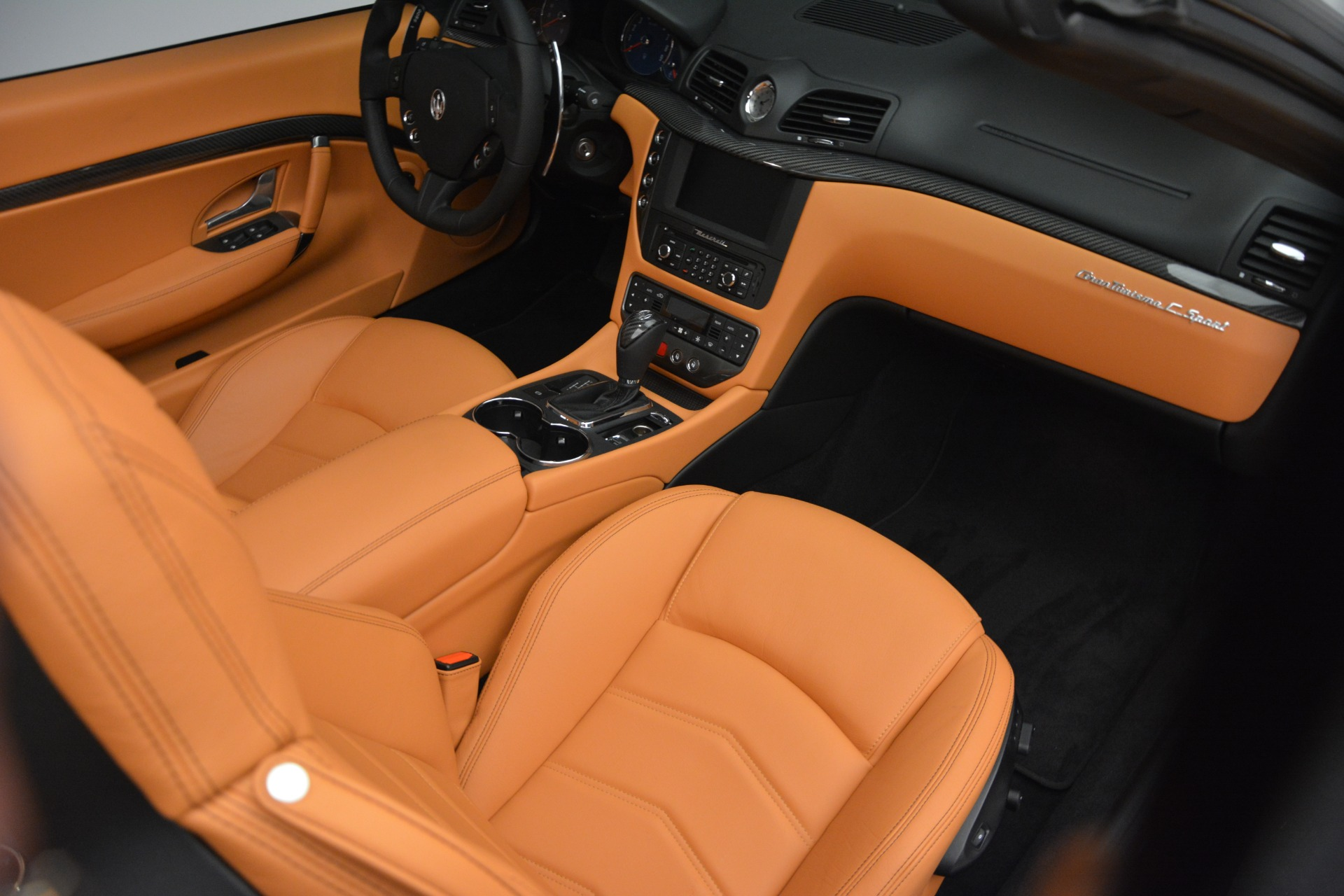 Used 2015 Maserati GranTurismo Sport Convertible For Sale In Greenwich, CT 2129_p23