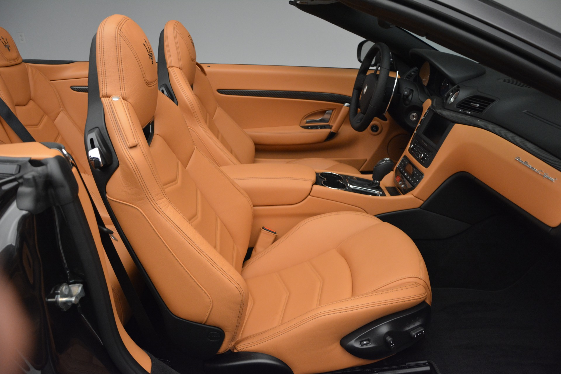 Used 2015 Maserati GranTurismo Sport Convertible For Sale In Greenwich, CT 2129_p24